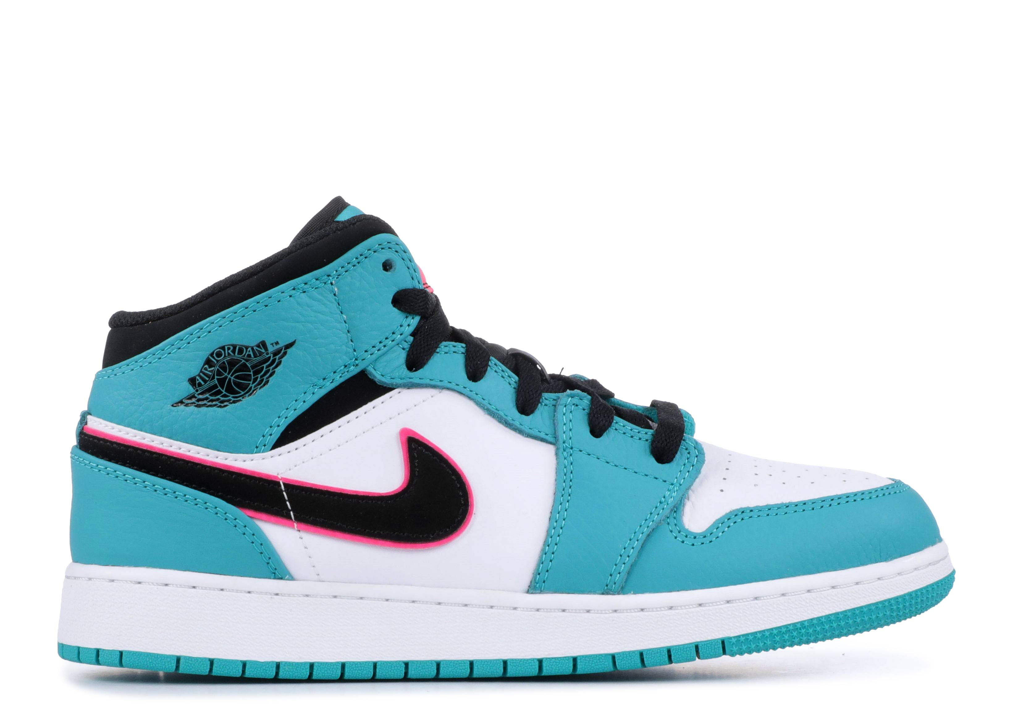"air jordan 1 mid se (gs) ""south beach"""