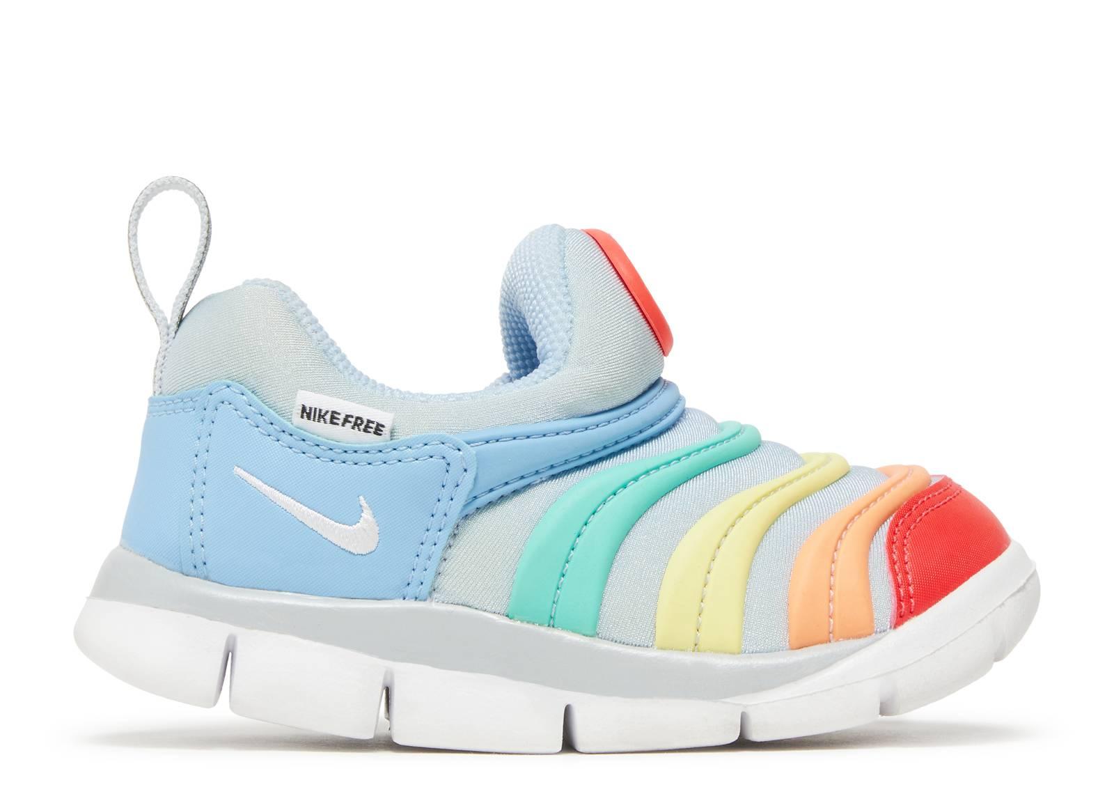 4f10f0b482e1 Nike Dynamo Free (td) - Nike - 343938 425 - royal tint metallic ...