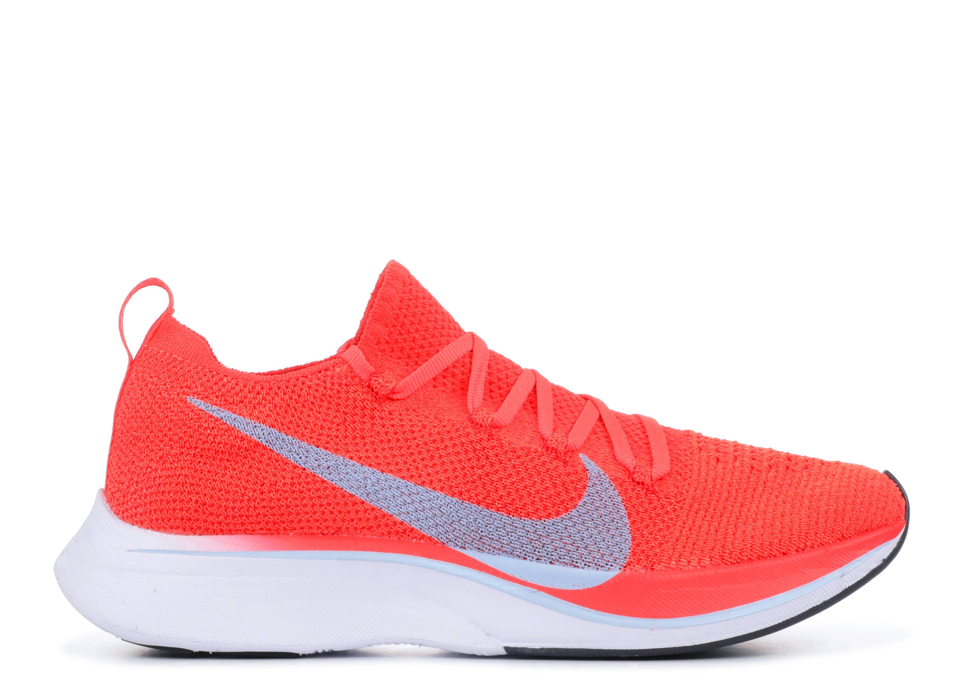 0eaa7953a77e Nike Vaporfly 4% Flyknit - Nike - aj3857 600 - bright crimson ice ...