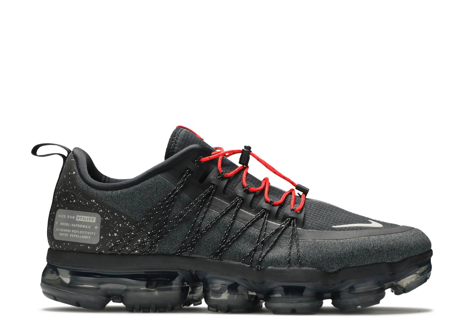 cb73a74d2239 Nike Air Vapormax Run Utility - Nike - aq8810 001 - black reflect ...
