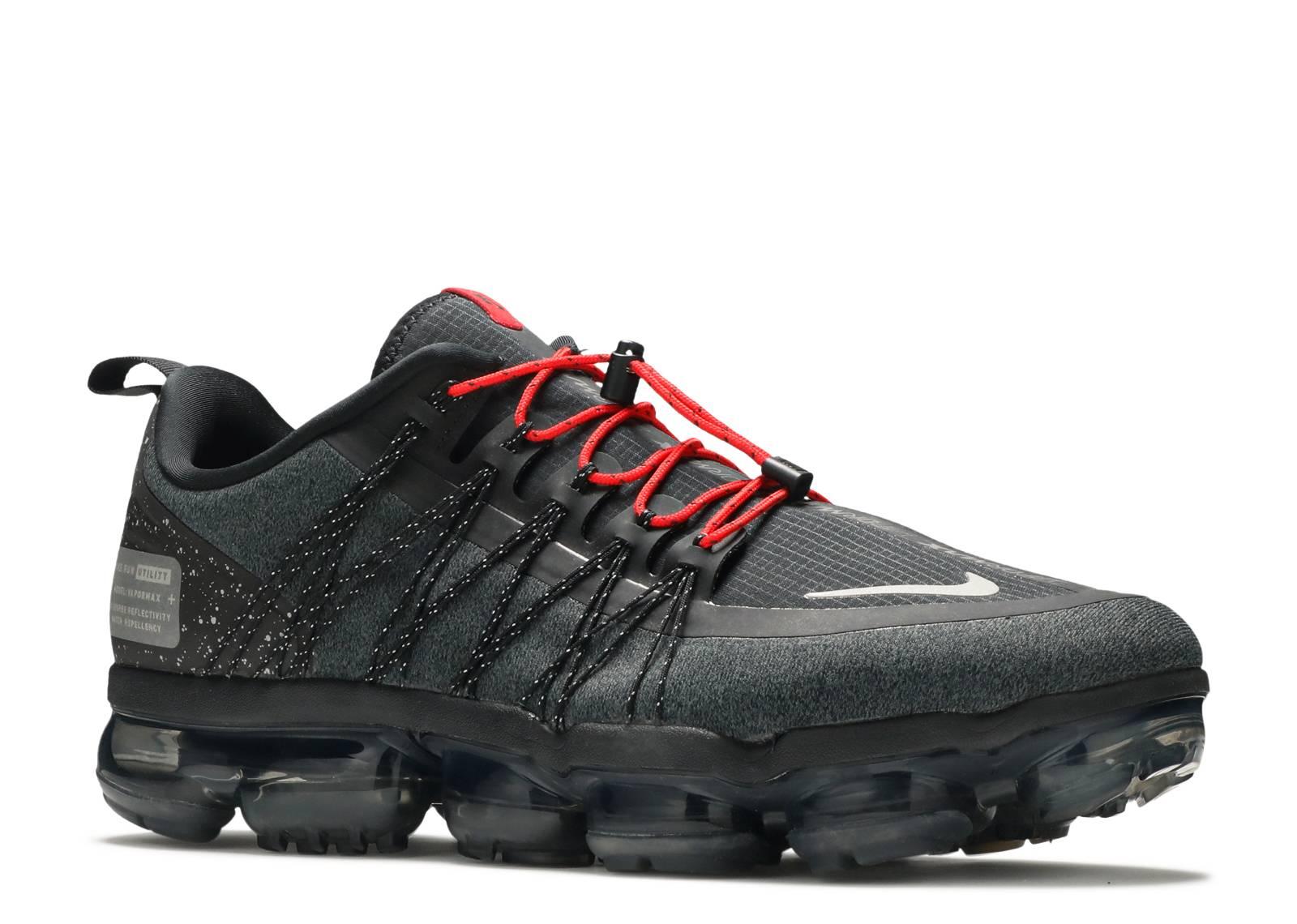 052324d5616a8 Nike Air Vapormax Run Utility - Nike - aq8810 001 - black reflect sliver