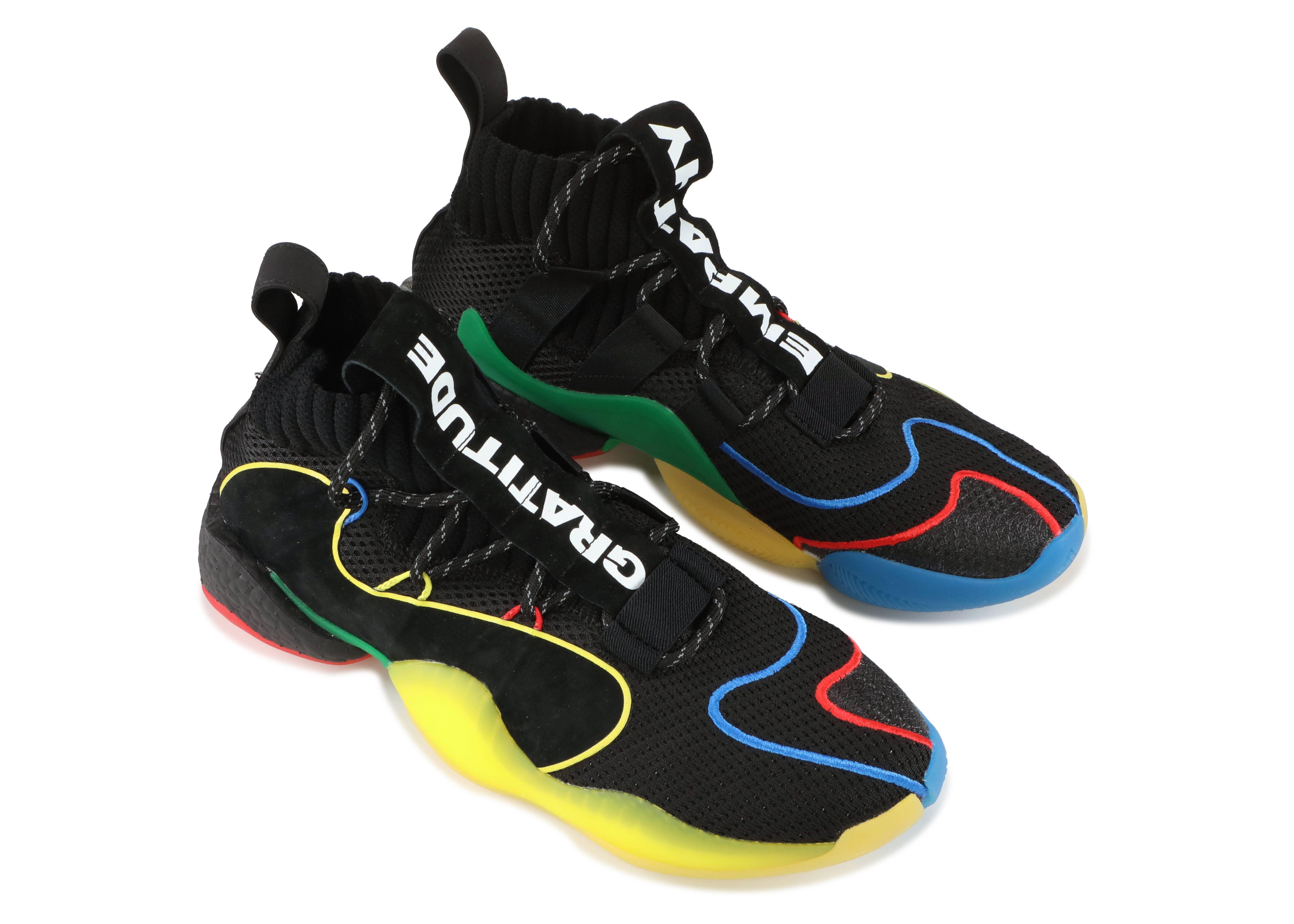 312e8a3ac6de3 Adidas Crazy Byw X