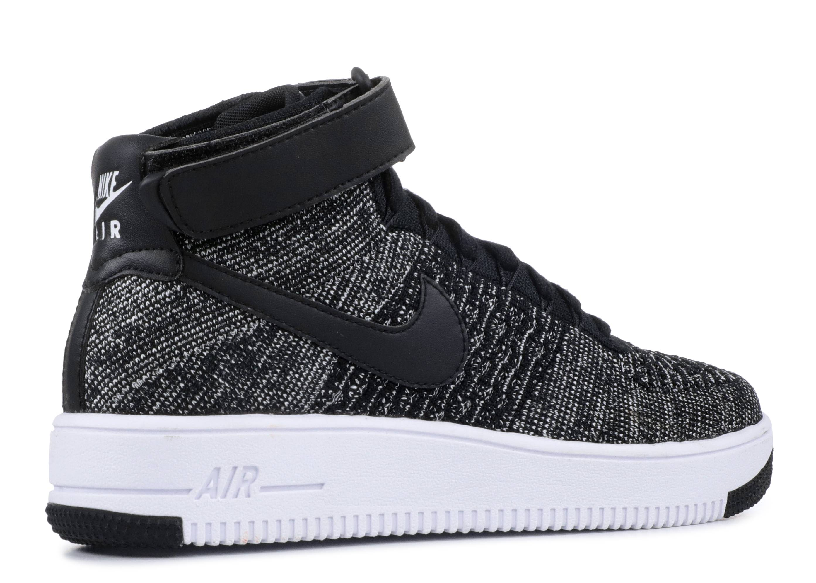 Nike Mens Air Force 1 AF1 Ultra Flyknit Mid Palm Boutique