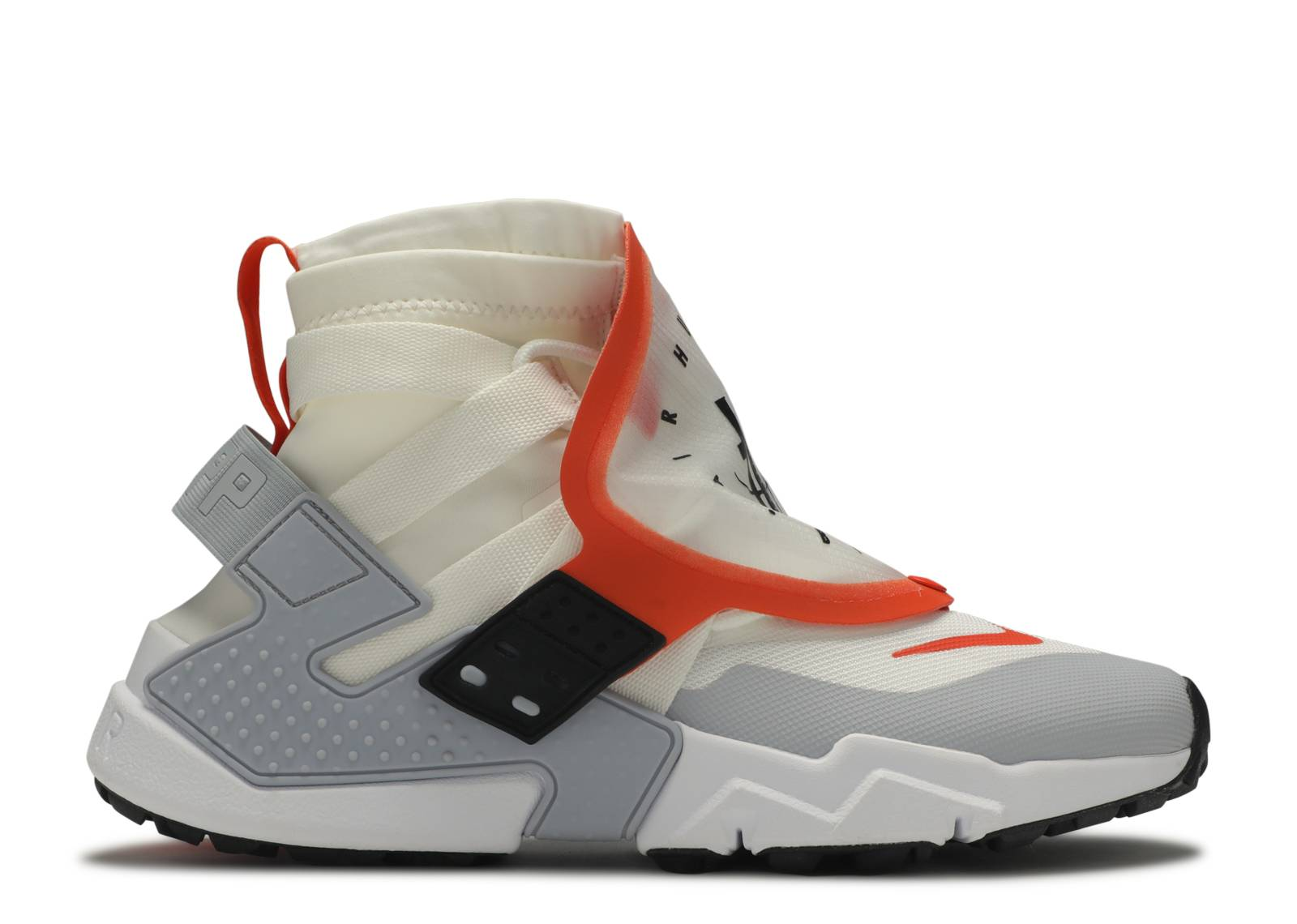 6b367f2ffcc3d Nike Air Huarache Gripp Qs - Nike - at0298 100 - sail/orange white ...