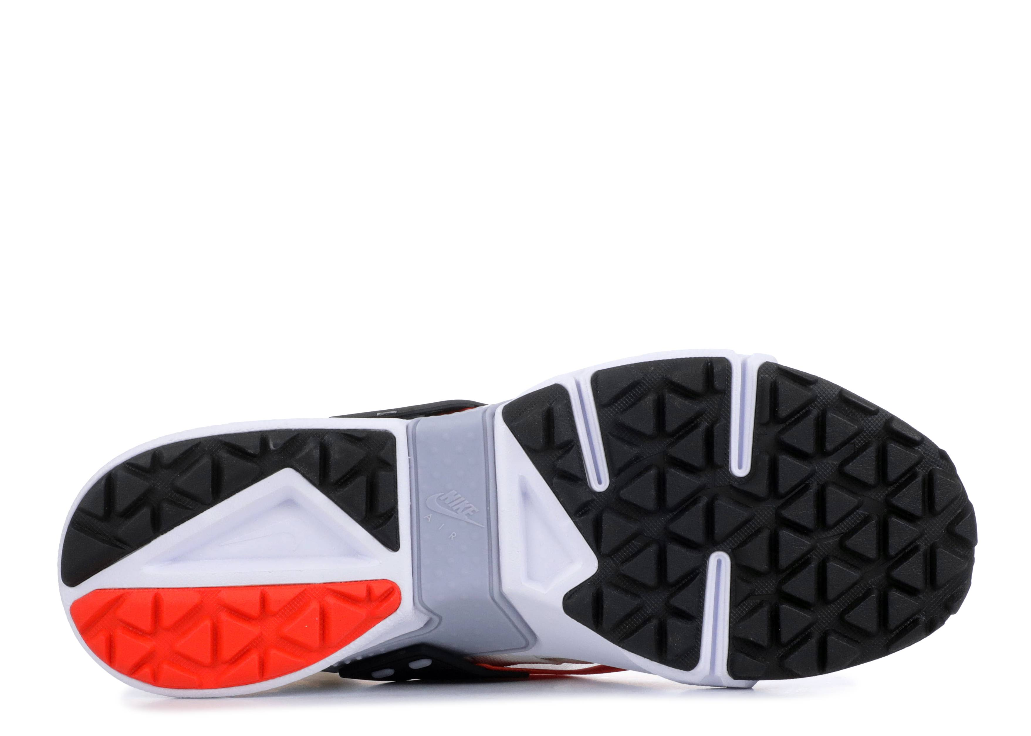 buy online 610fb f6672 Nike Air Huarache Gripp Qs - Nike - at0298 100 - sail orange white   Flight  Club