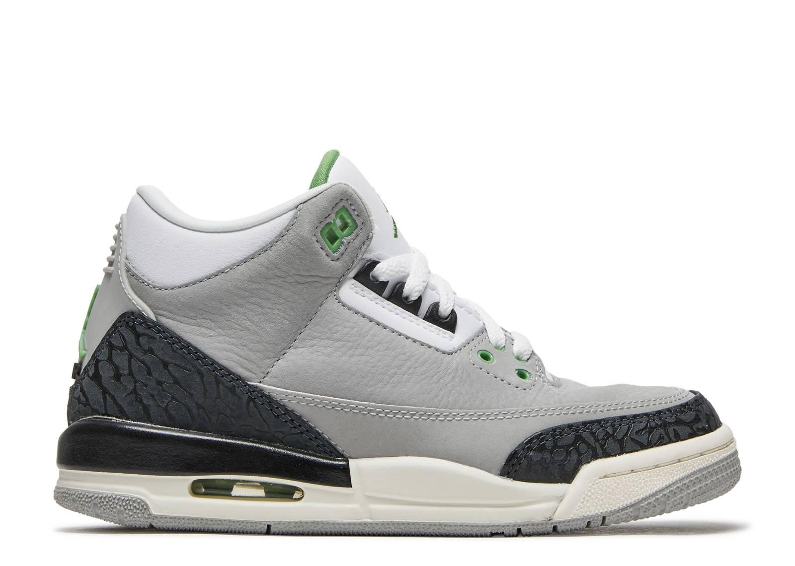 buy popular 04087 10a37 Air Jordan 3 Retro (gs)
