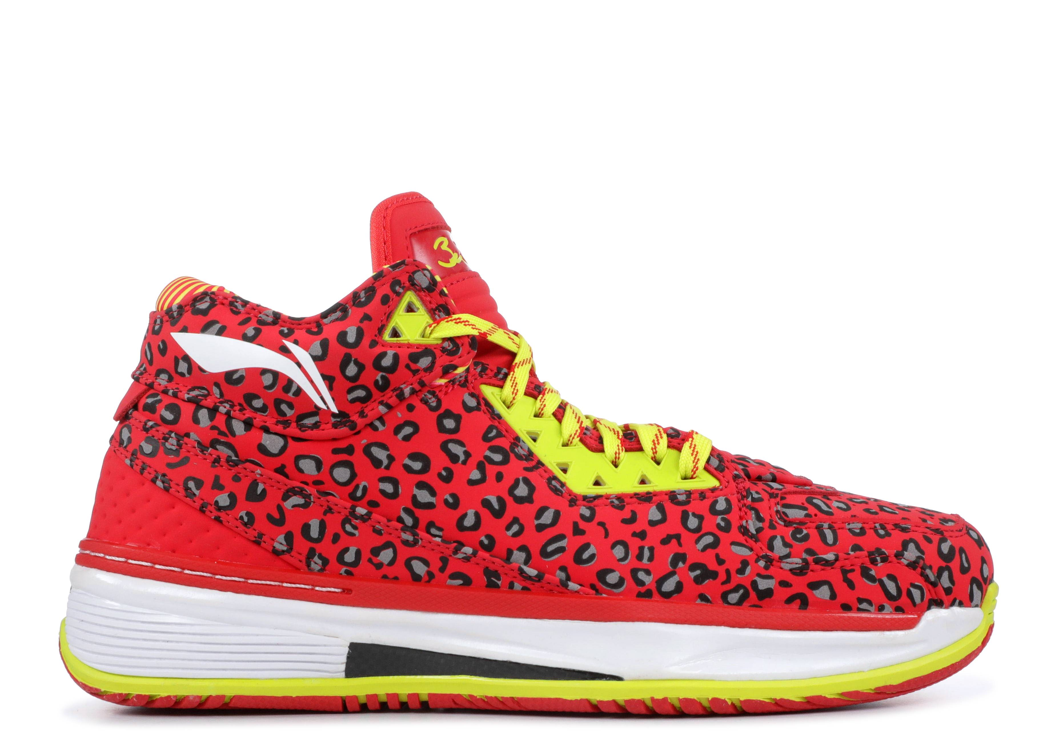 """wow 2 """"red leopard"""""""