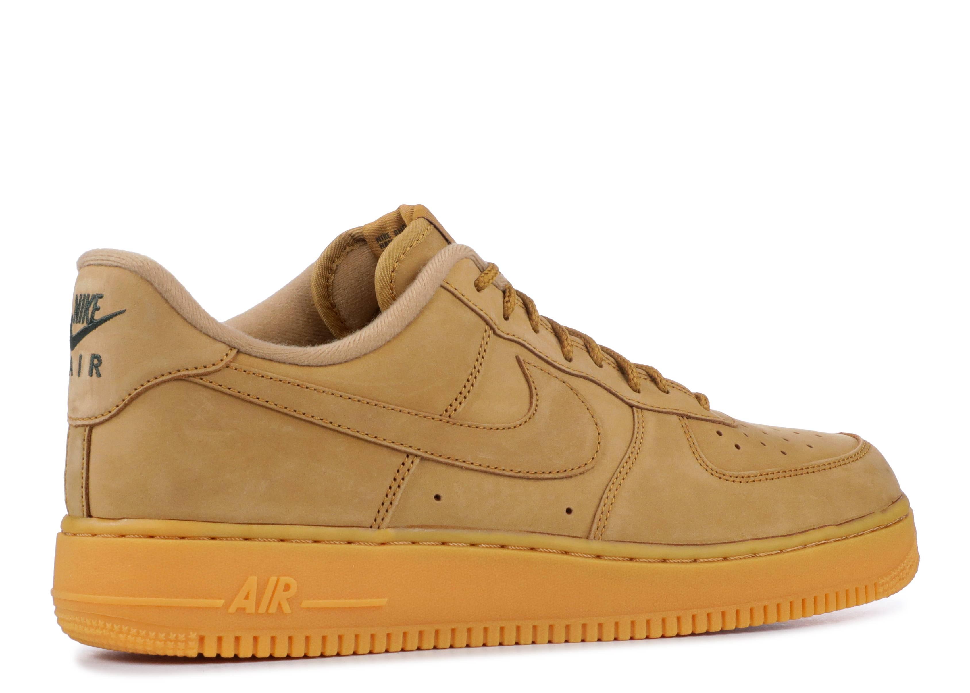 40 Herren Nike Air Force 1 '07 WB Flax AA4061 200