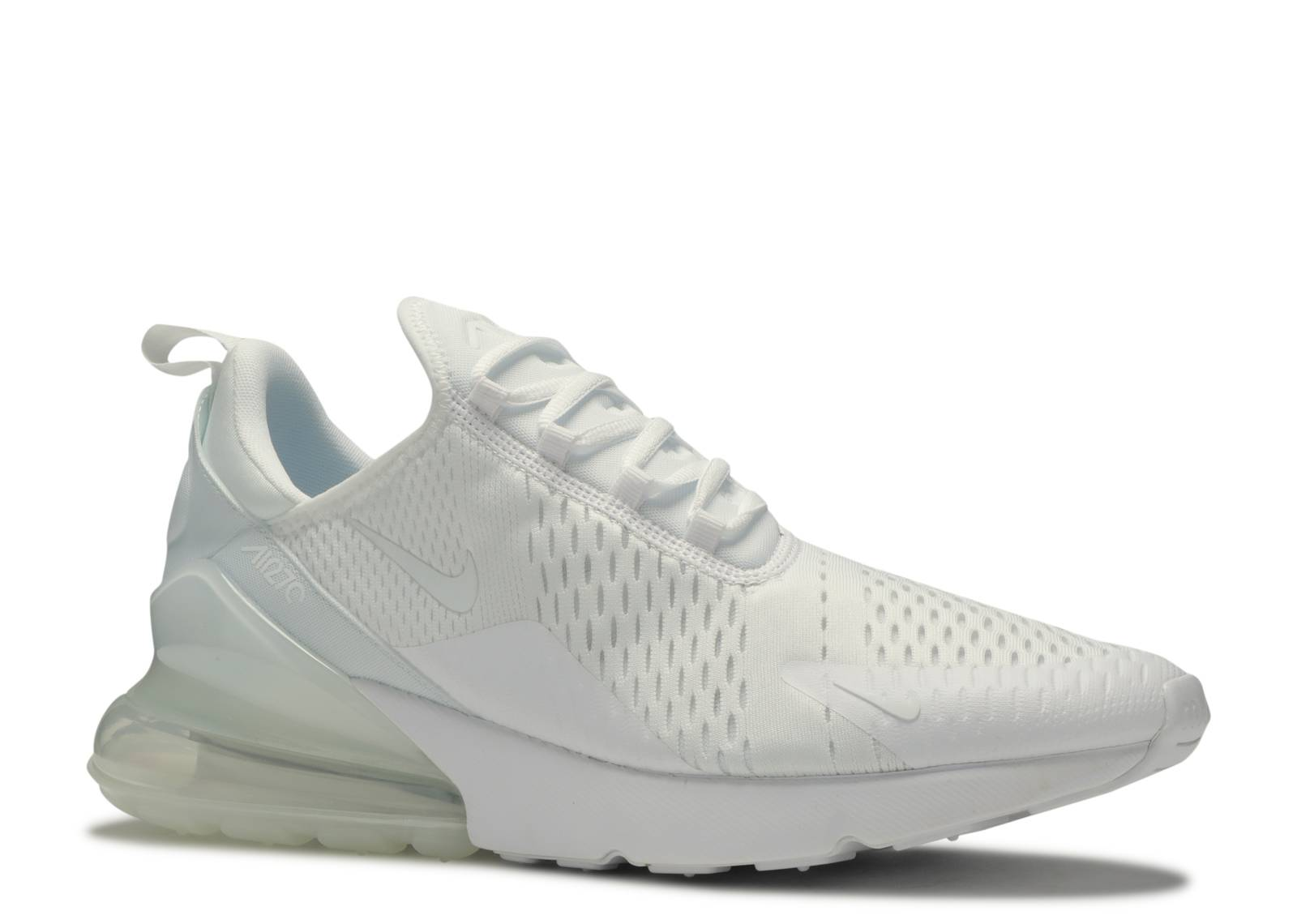 air max 270 white and gold