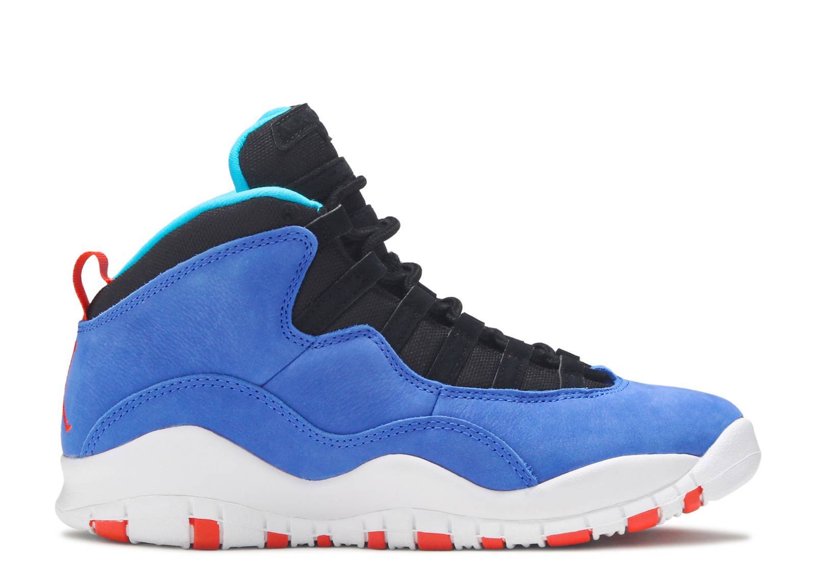 Air Jordan 10 Retro (gs) - Air Jordan - 310806 408 - racer blue team ... 09bad9197