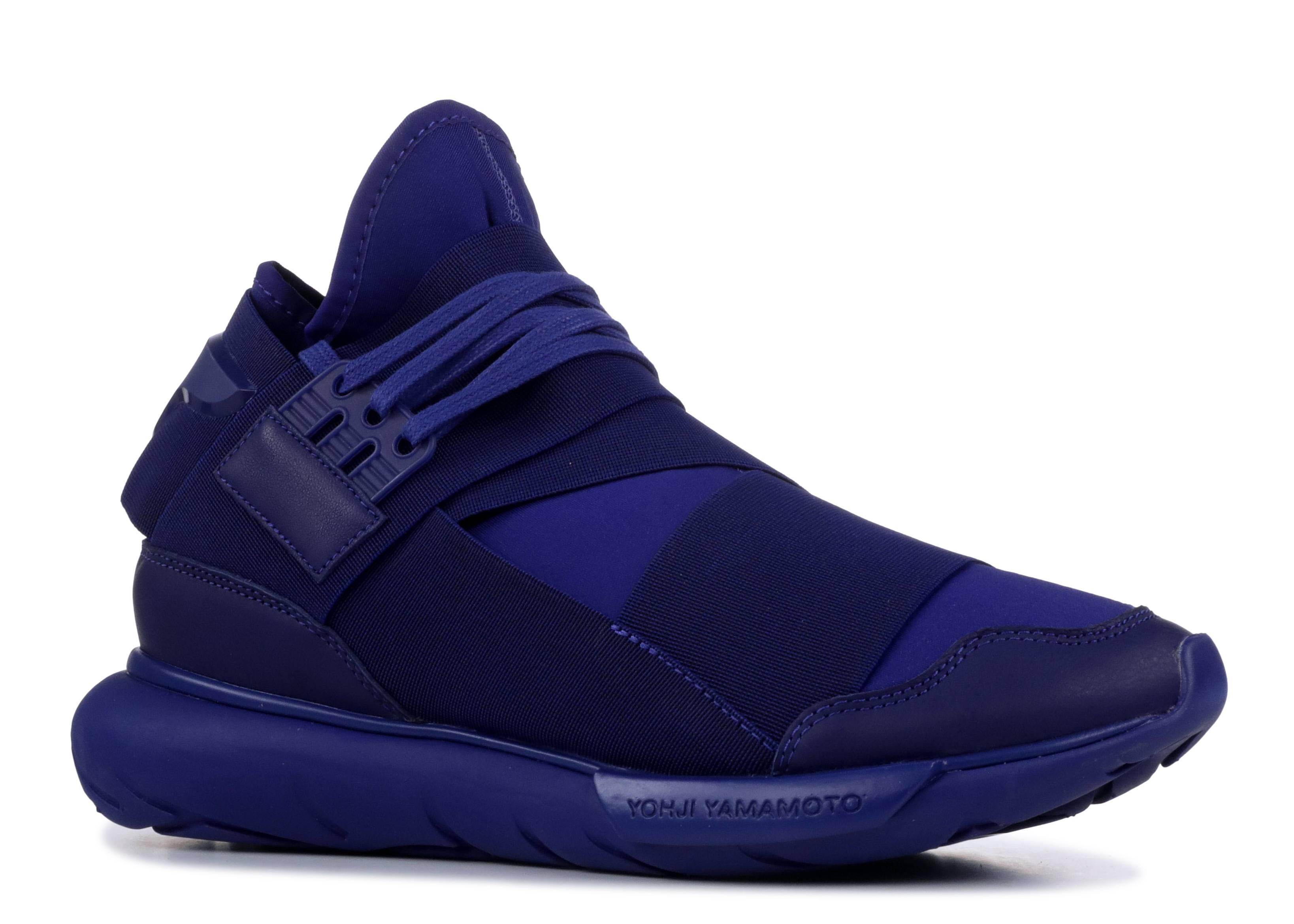 c1b4485bbe8a Y-3 Qasa High - Adidas - s82124 - purple amazon purple
