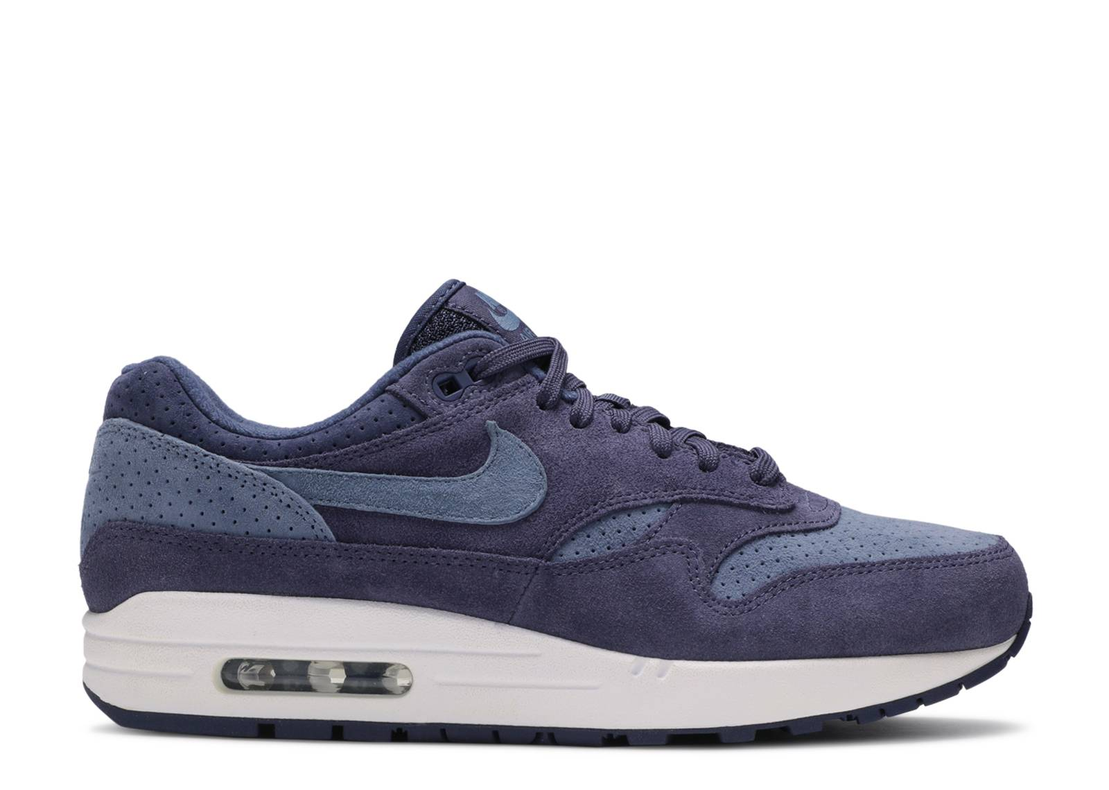 "Air Max 1 Premium ""Perforated Indigo"""