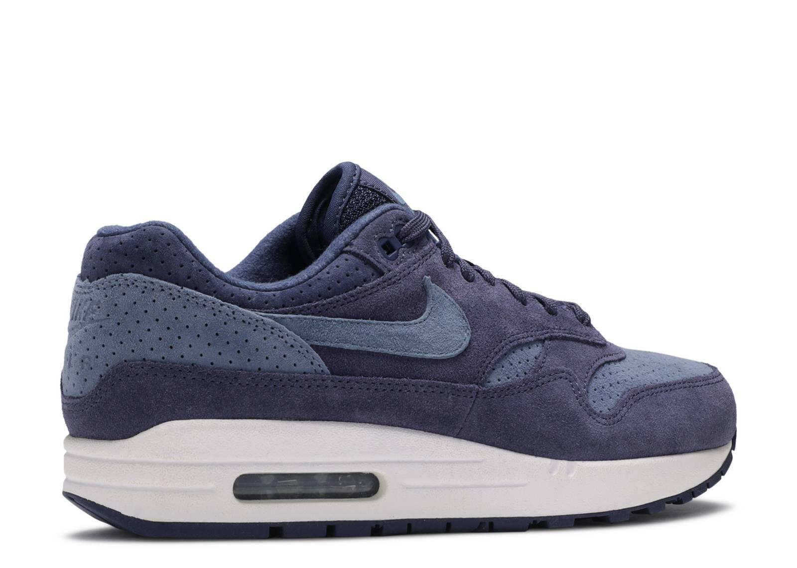 separation shoes 133f5 0c963 Nike Air Max 1 Premium - Nike - 875844 501 - neutral indigodiffused blue   Flight Club