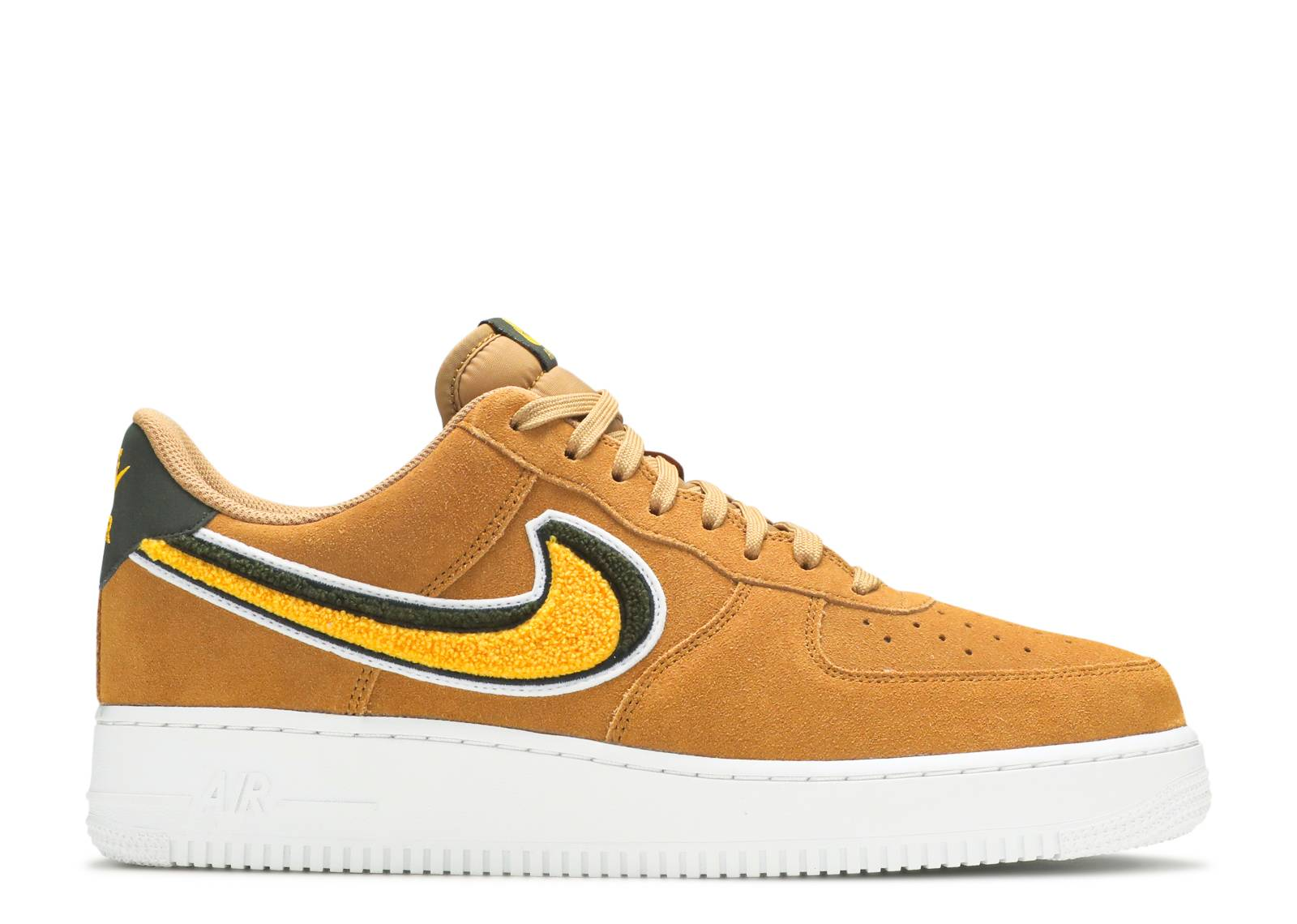 5ae07d80a08 Air Force 1 High  07 Lv8 - Nike - 823511 204 - muted bronze yellow ...