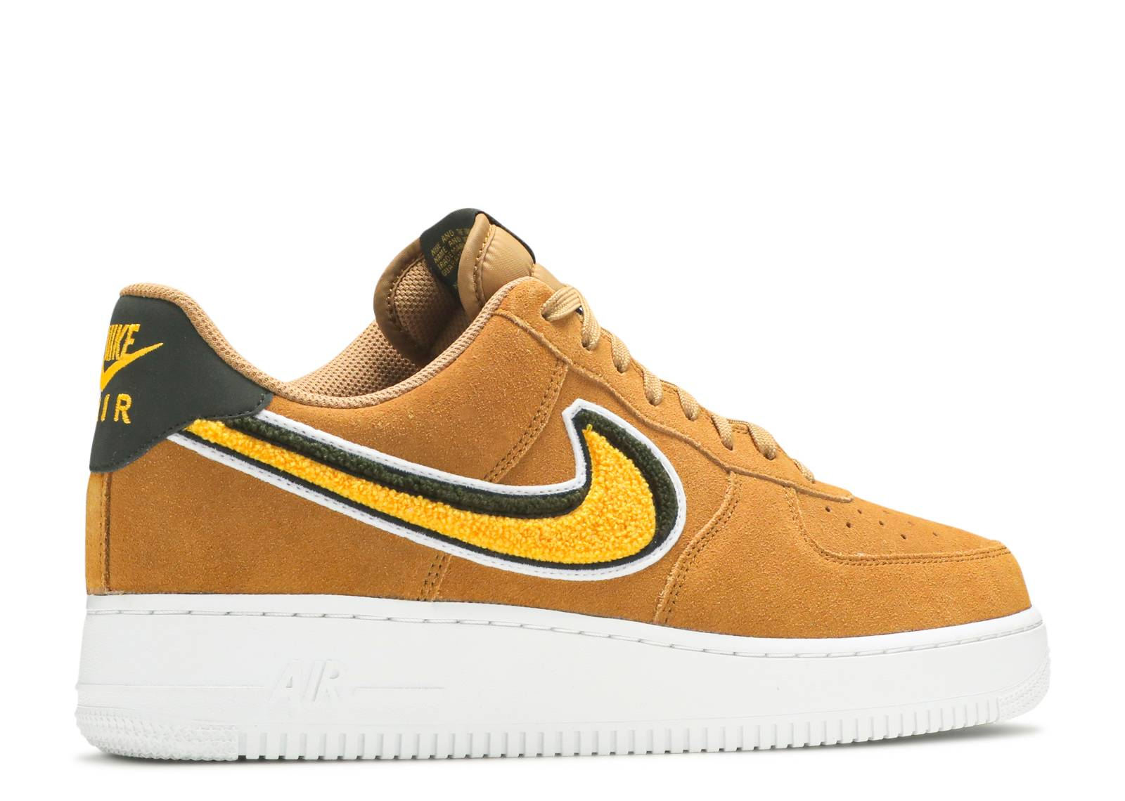 8bbf169e8a5f Air Force 1 High  07 Lv8 - Nike - 823511 204 - muted bronze yellow ochre