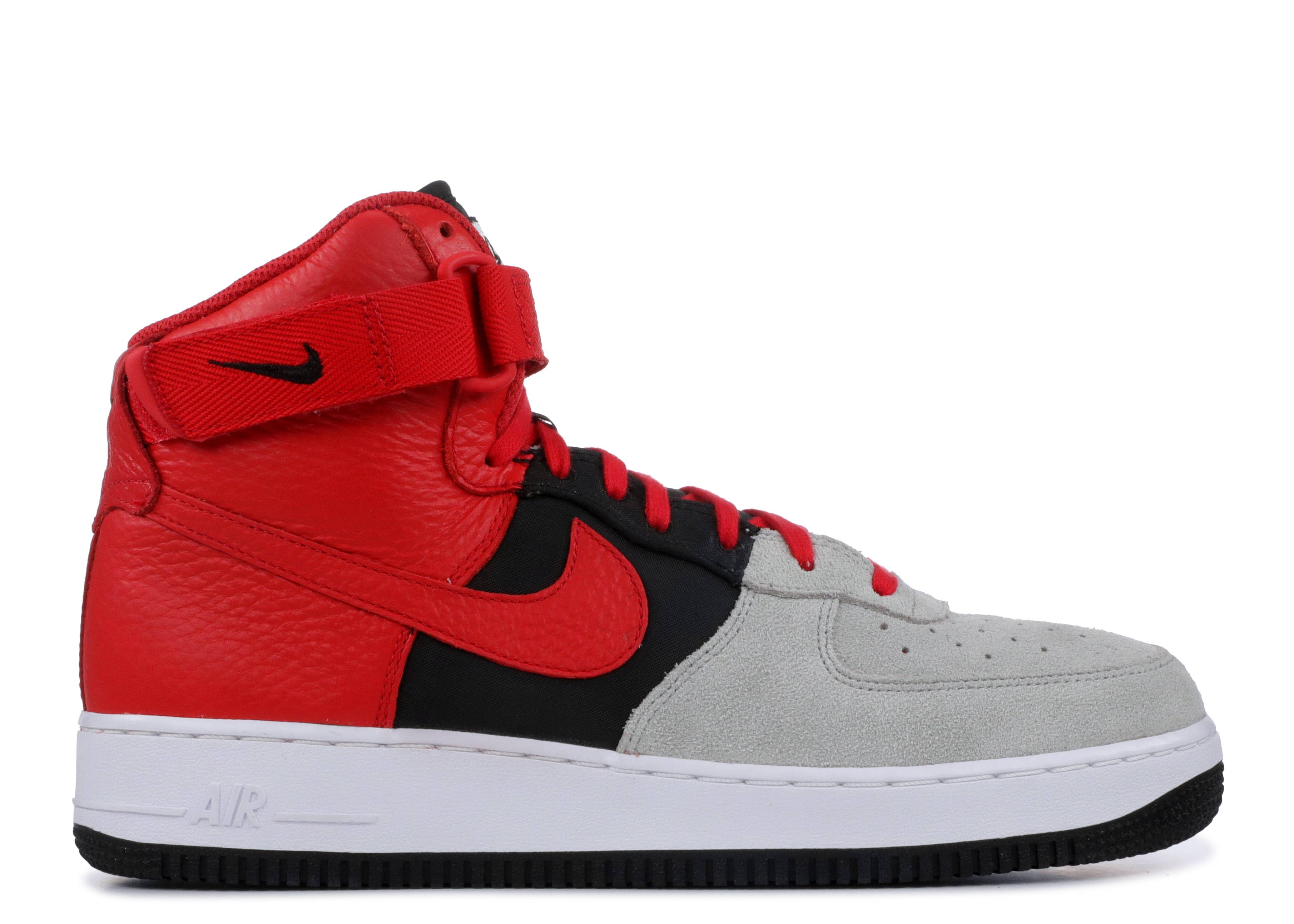the best attitude 8be12 a3bd9 air force 1 high '07 lv8
