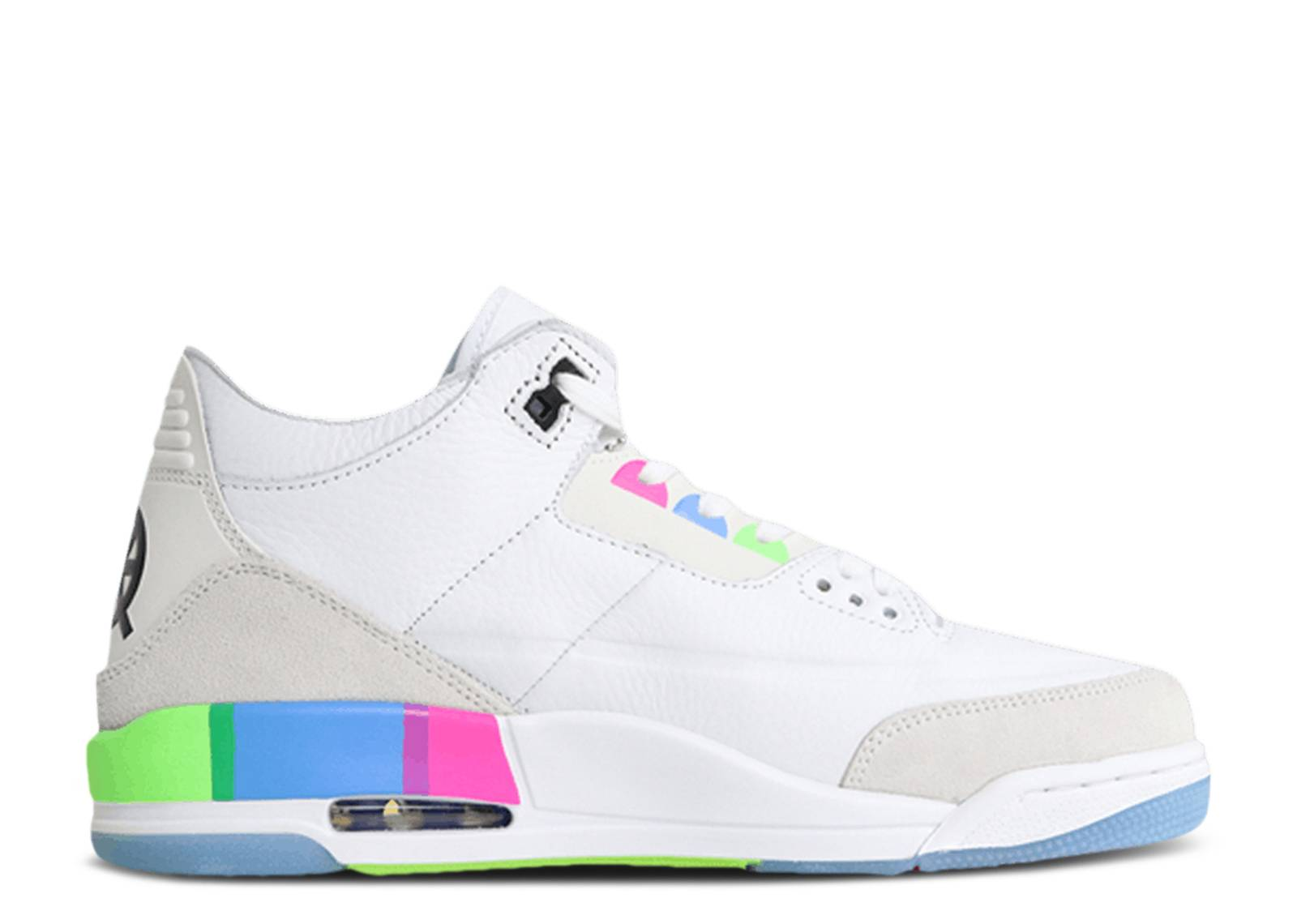 "air jordan 3 retro se ""quai 54 friends and family"""