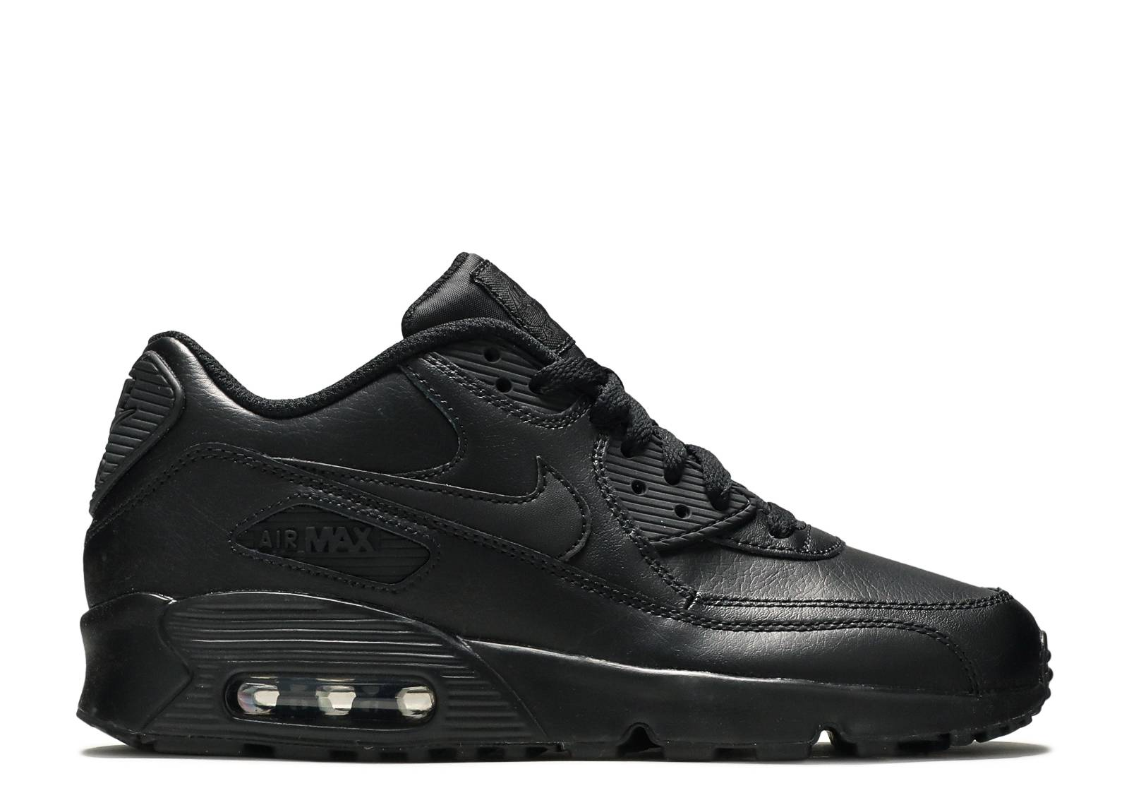 "Air Max 90 LTR GS 'Black' ""Black"""