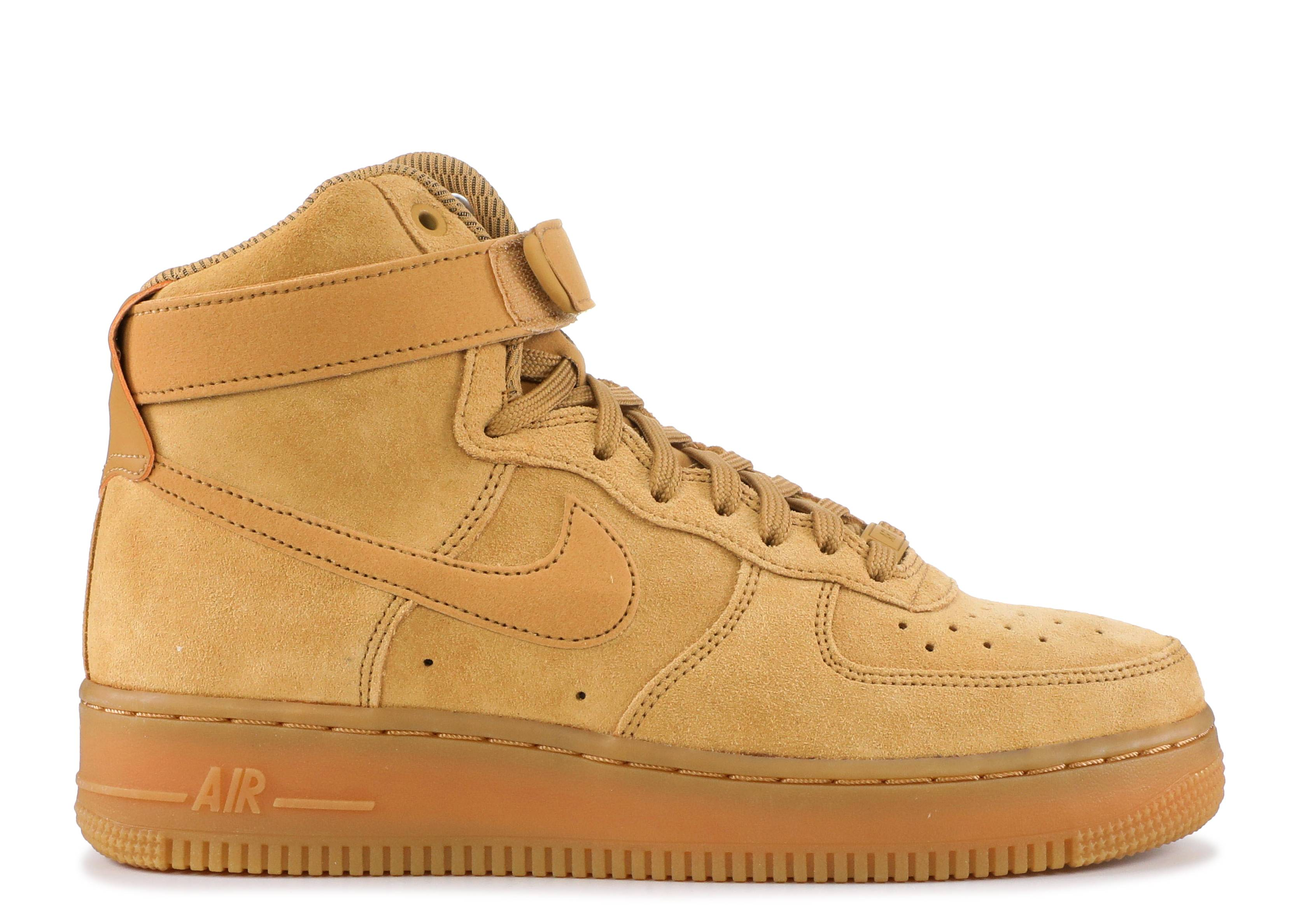"WMNS Air Force 1 HI SE ""Elemental Gold"""