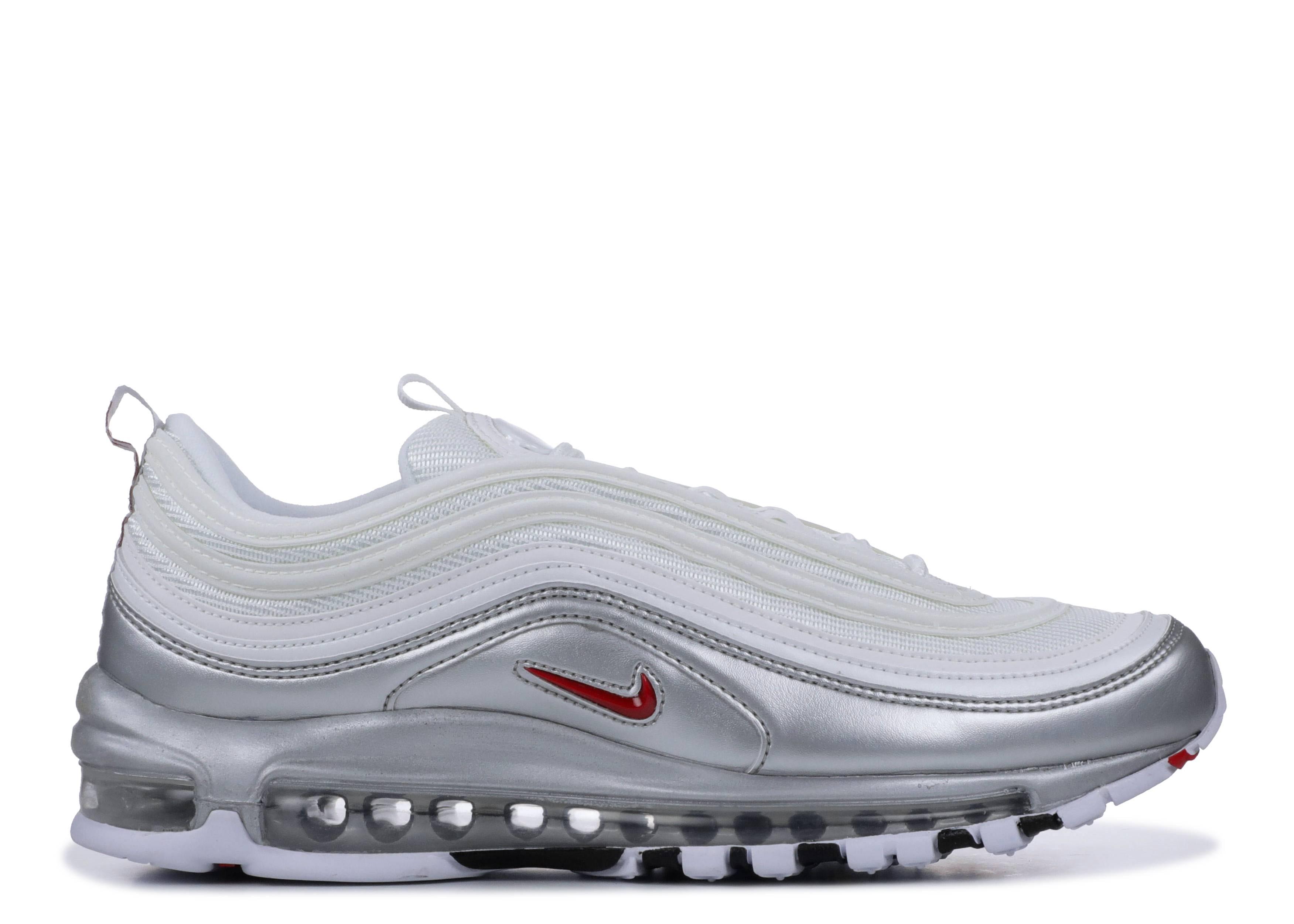 673f0fe14b342b Nike Air Max 97 Qs - Nike - at5458 100 - white varsity red