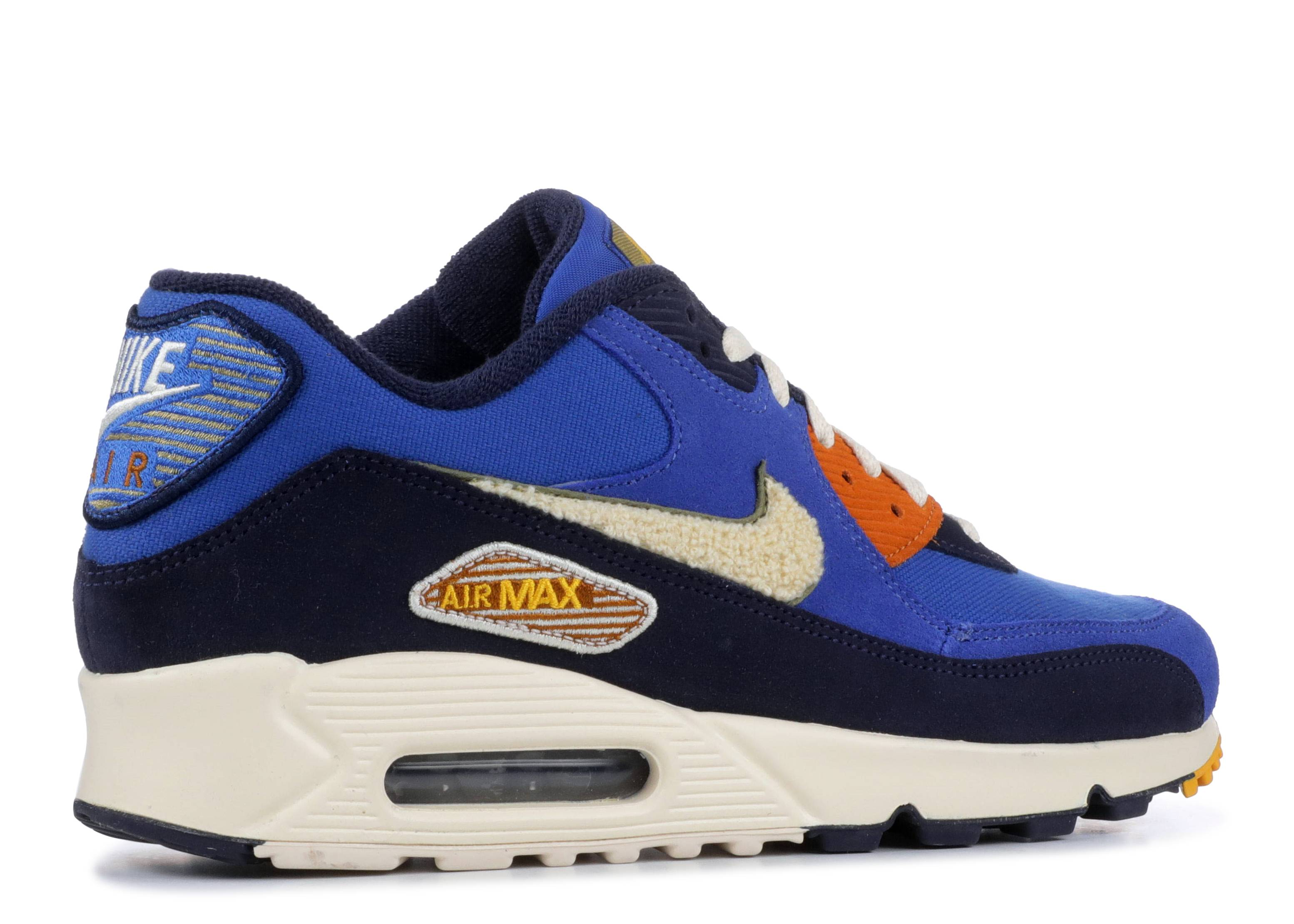 Air Max 90 Premium SE Game Royal & Light Cream