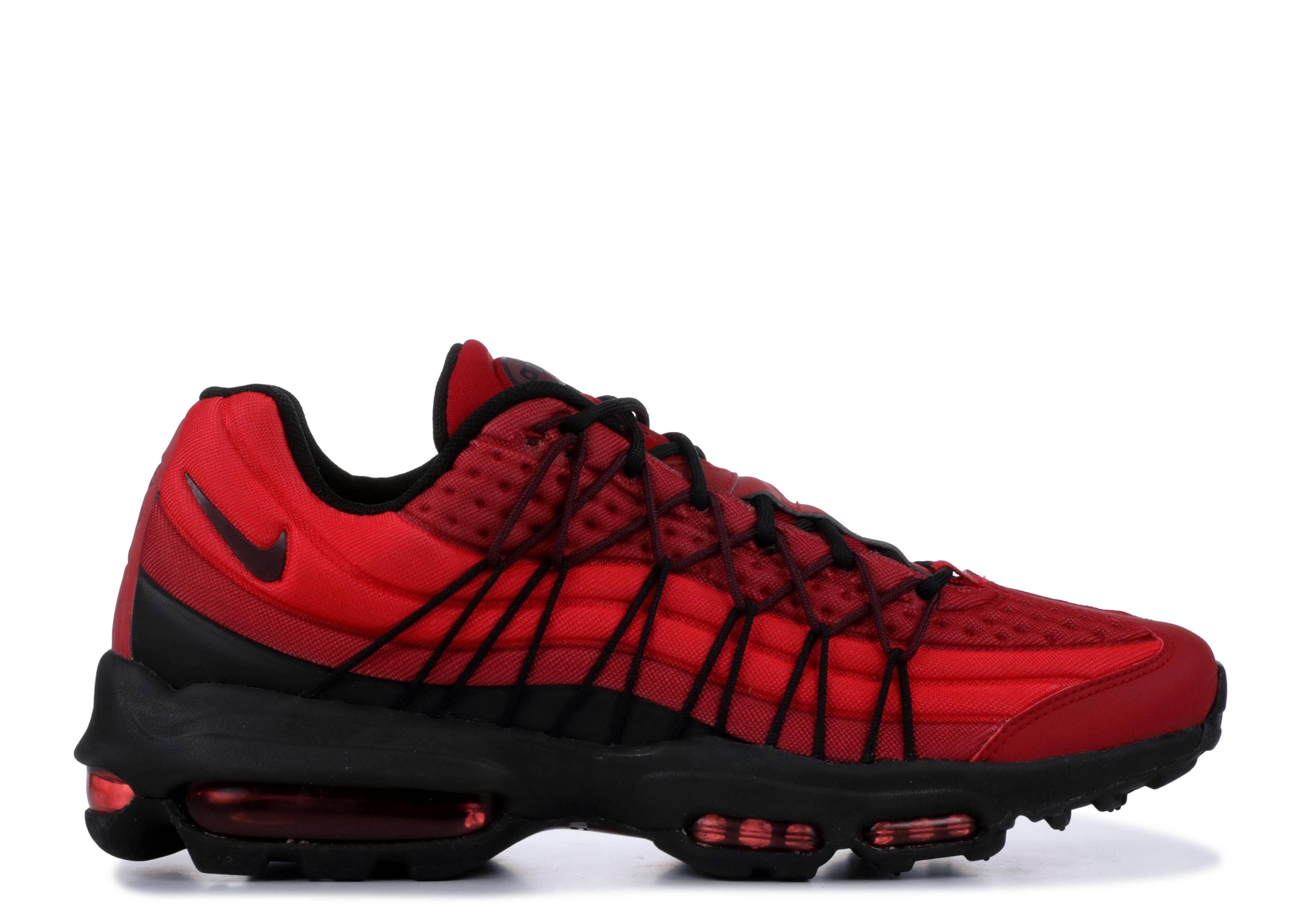 Nike Air Max 95 Ultra SE Triple Black