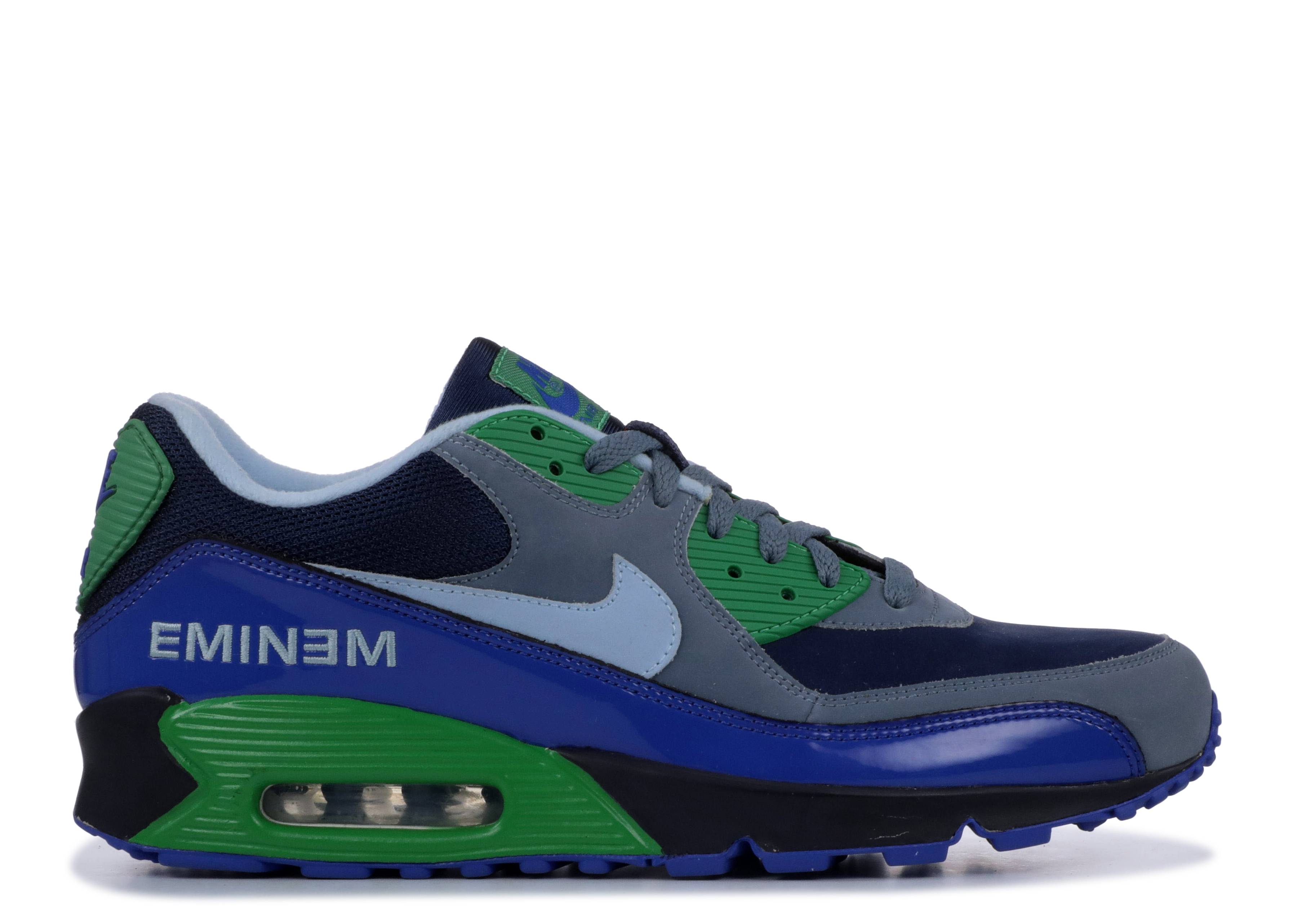 "air max 90 ""eminem charity series"""