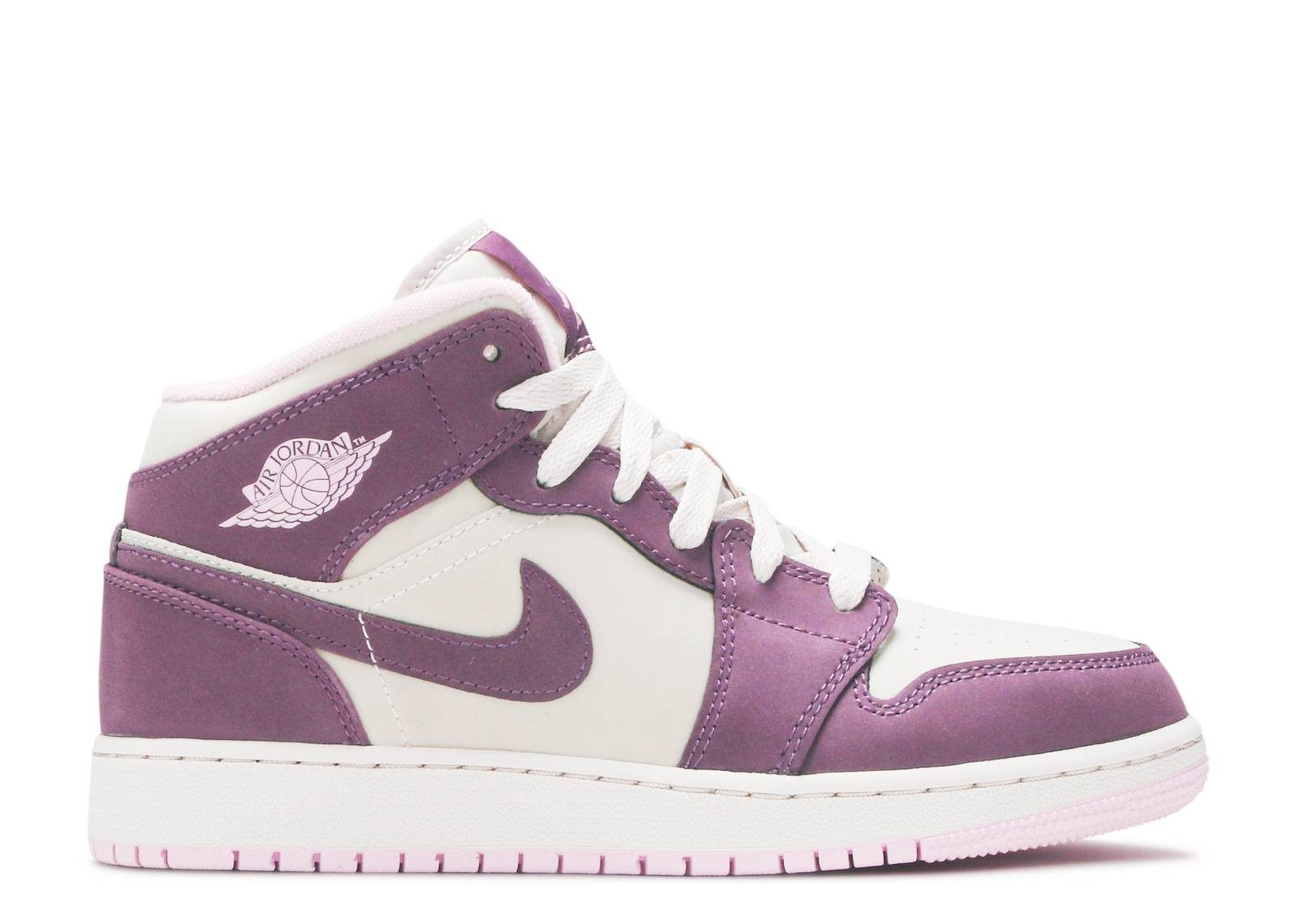 cheaper eaca0 6ff7b Air Jordan 1 Retro Mid GS 'Pro Purple'