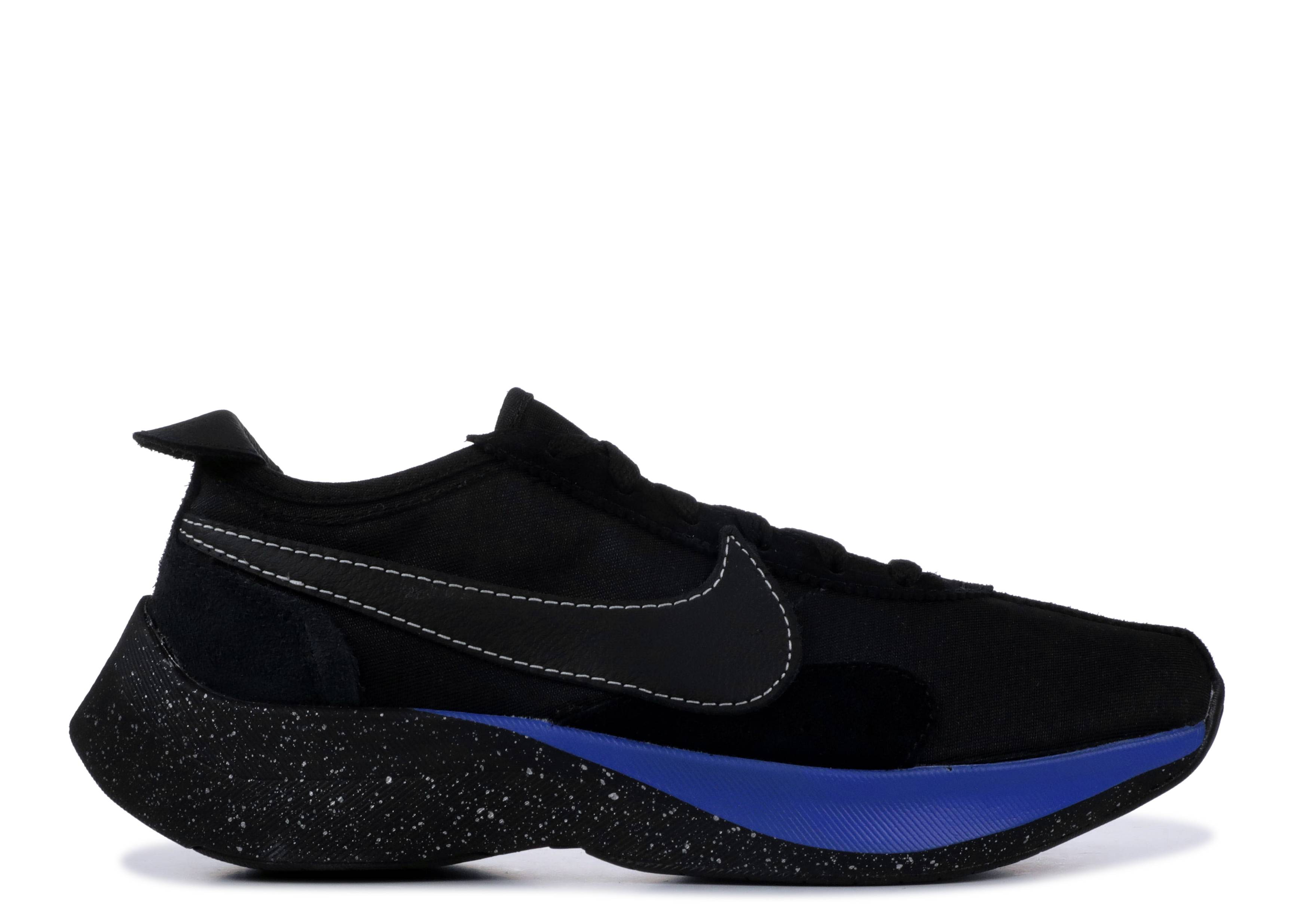 9174d767fe4 Nike Moon Racer Qs - Nike - bv7779 001 - black/black-white-racer ...