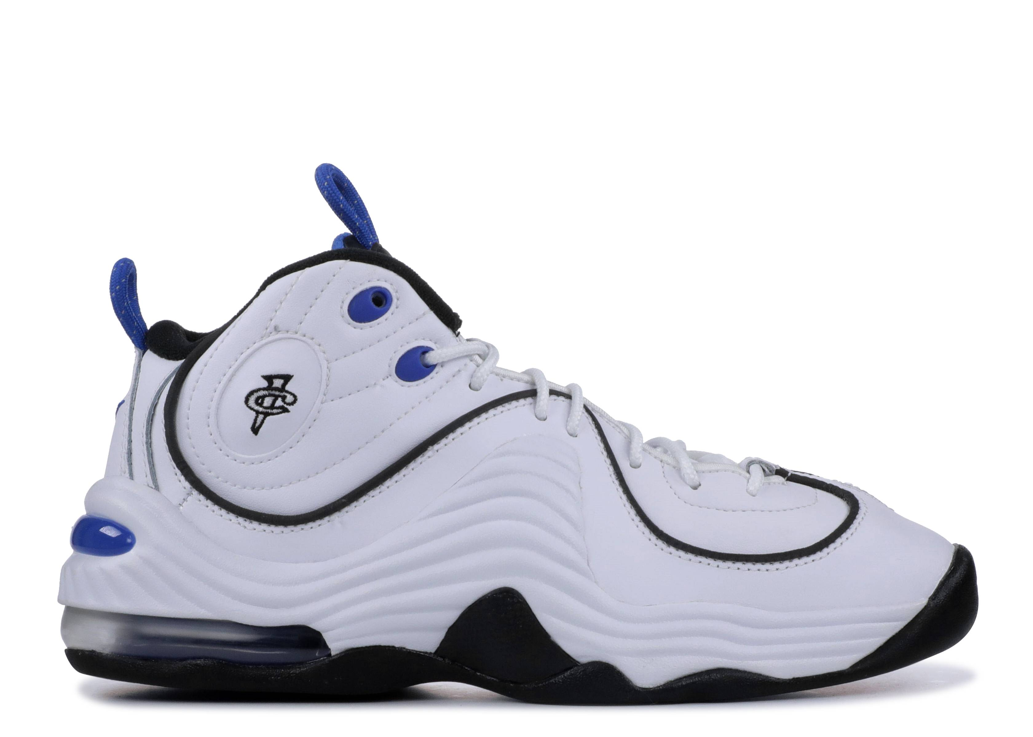 "nike air penny II gs ""White"""