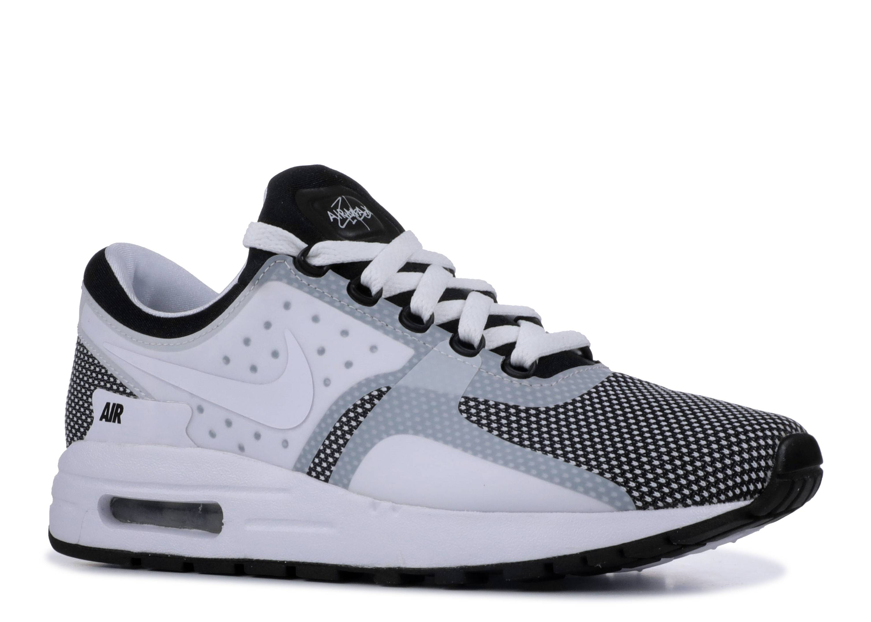 f5e511474c1 Nike Air Max Zero Essential Gs - Nike - 881224 001 - black wolf  grey white white