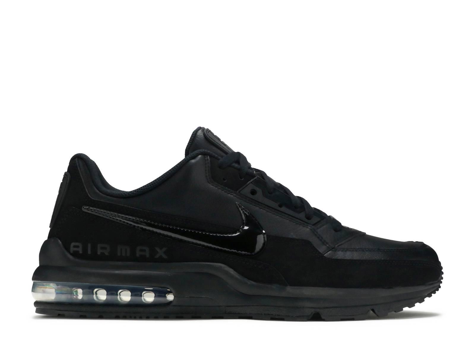 new style 94368 707e9 Air Max Ltd 3 - Nike - 687977 020 - black  black - black   Flight Club