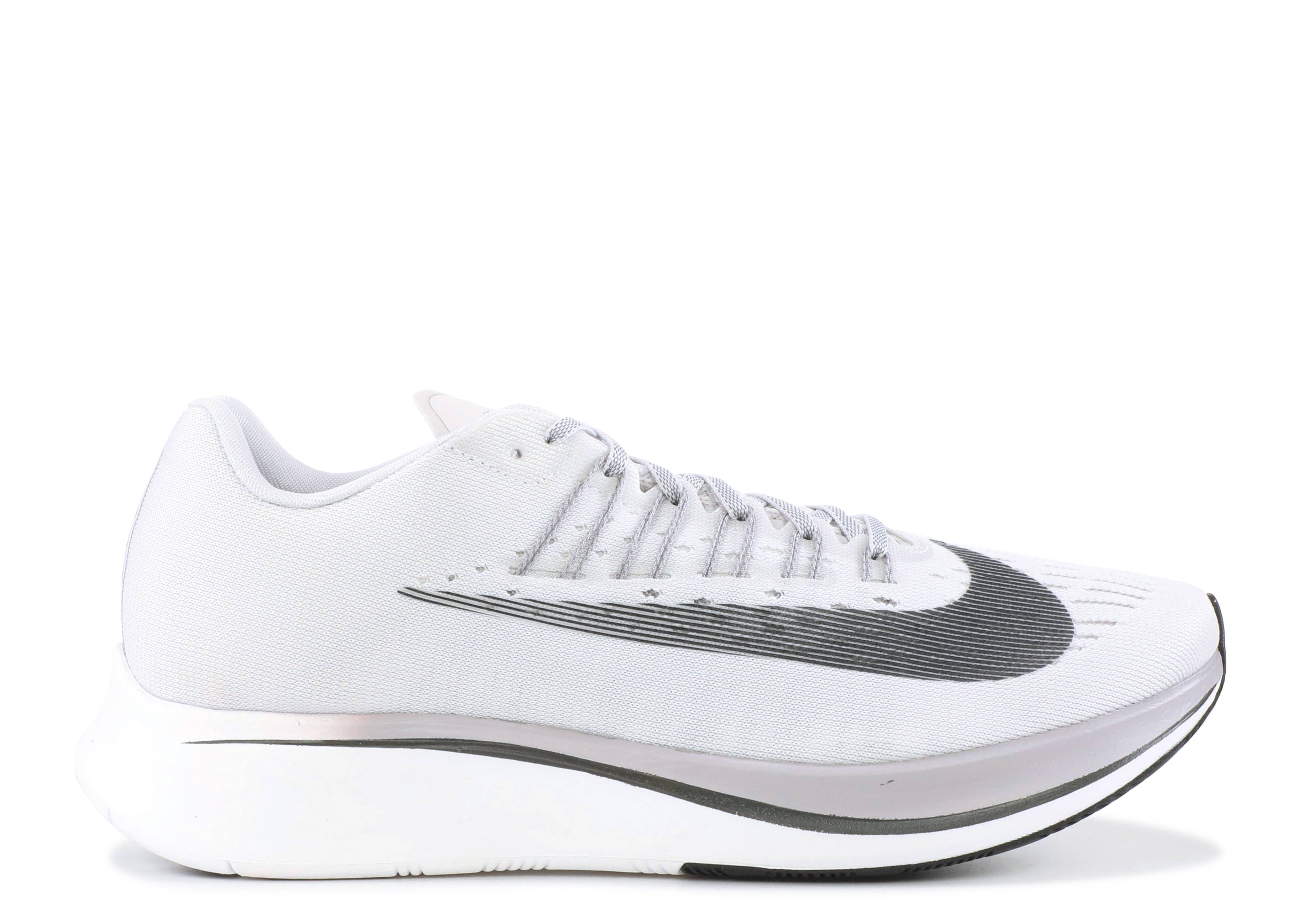 "Nike Zoom Fly ""Vast Grey"""