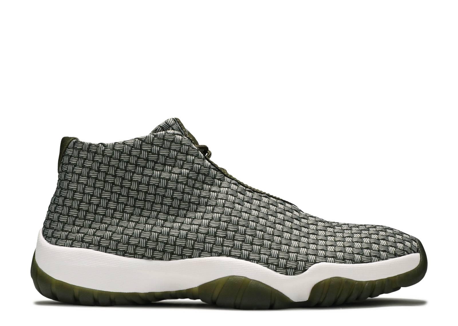 "Air Jordan Future ""Olive Canvas"""
