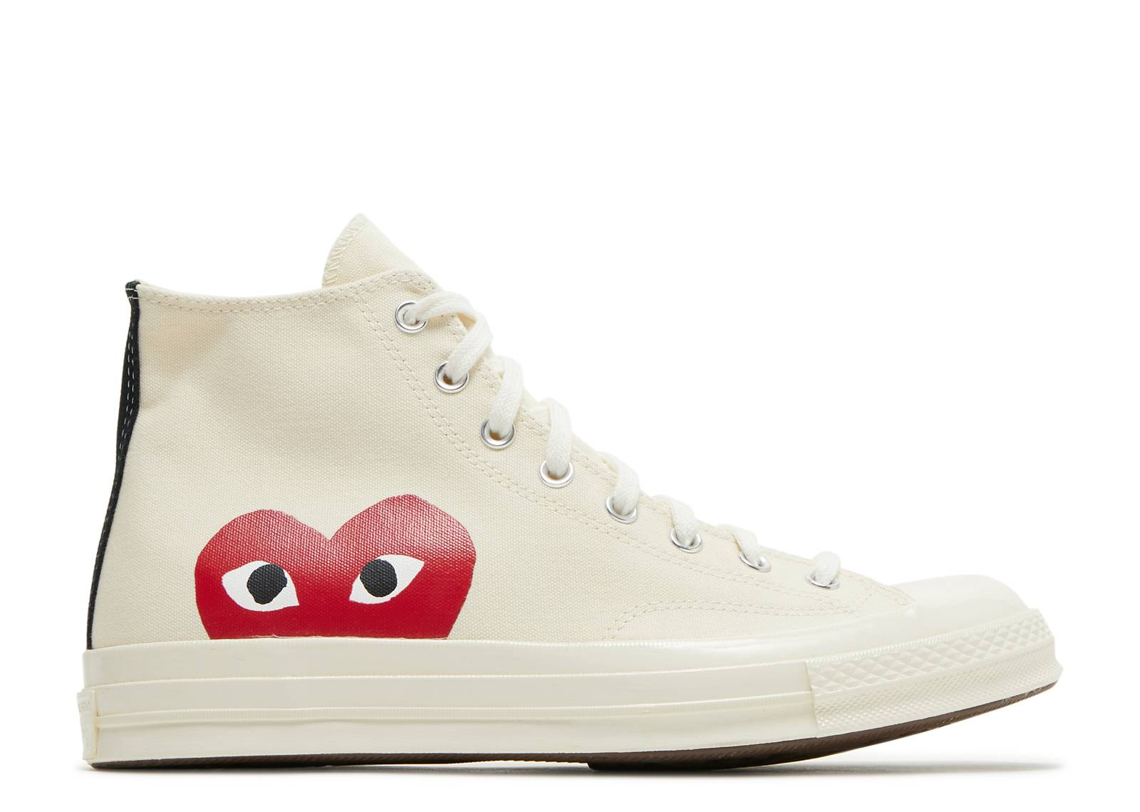 "All-Star 70s Hi ""Comme des Garcons PLAY"""