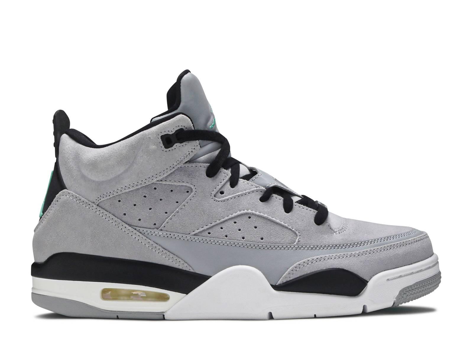 93082f852699 Jordan Son Of Low - Air Jordan - 580603 027 - wolf-grey   emerald rise  black