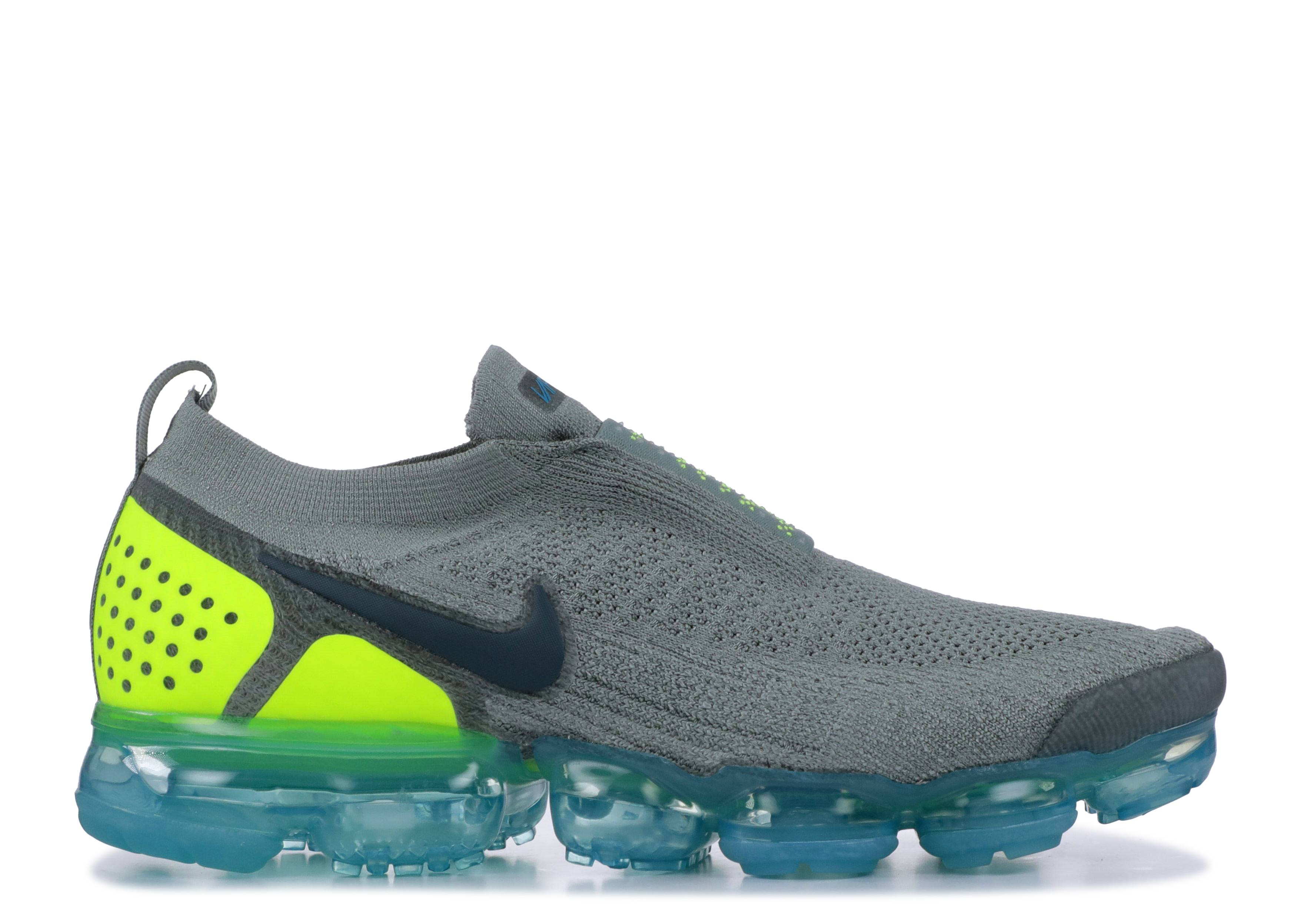 fef6137aaf7 Nike Air Vapormax Fk Moc 2 - Nike - ah7006 300 - mica green volt-neo ...