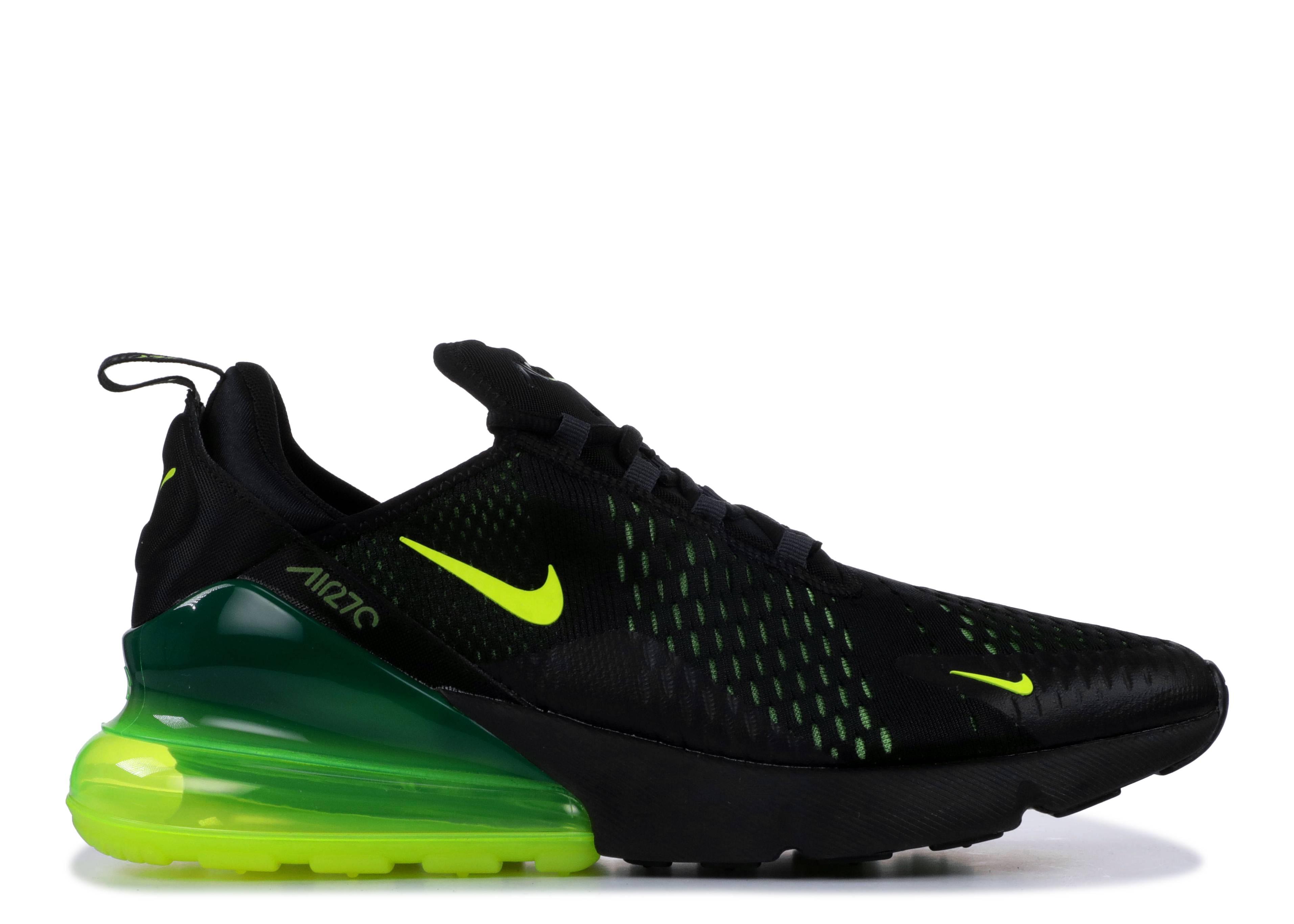f30a416d82ee1a Air Max 270 - Nike - ah8050 017 - black volt-black-oil-grey