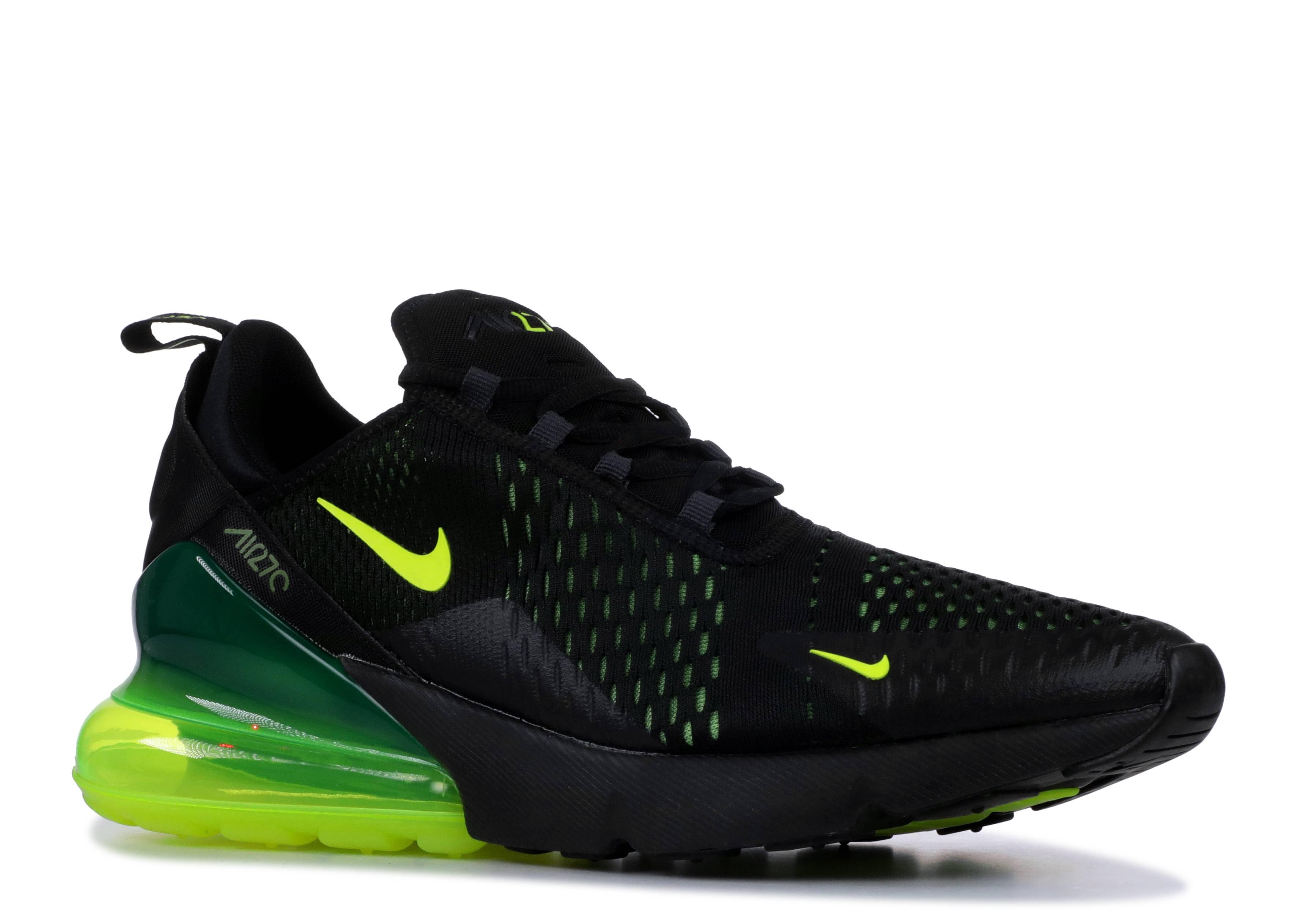 6e908b4e6ca Air Max 270 - Nike - ah8050 017 - black/volt-black-oil-grey | Flight Club