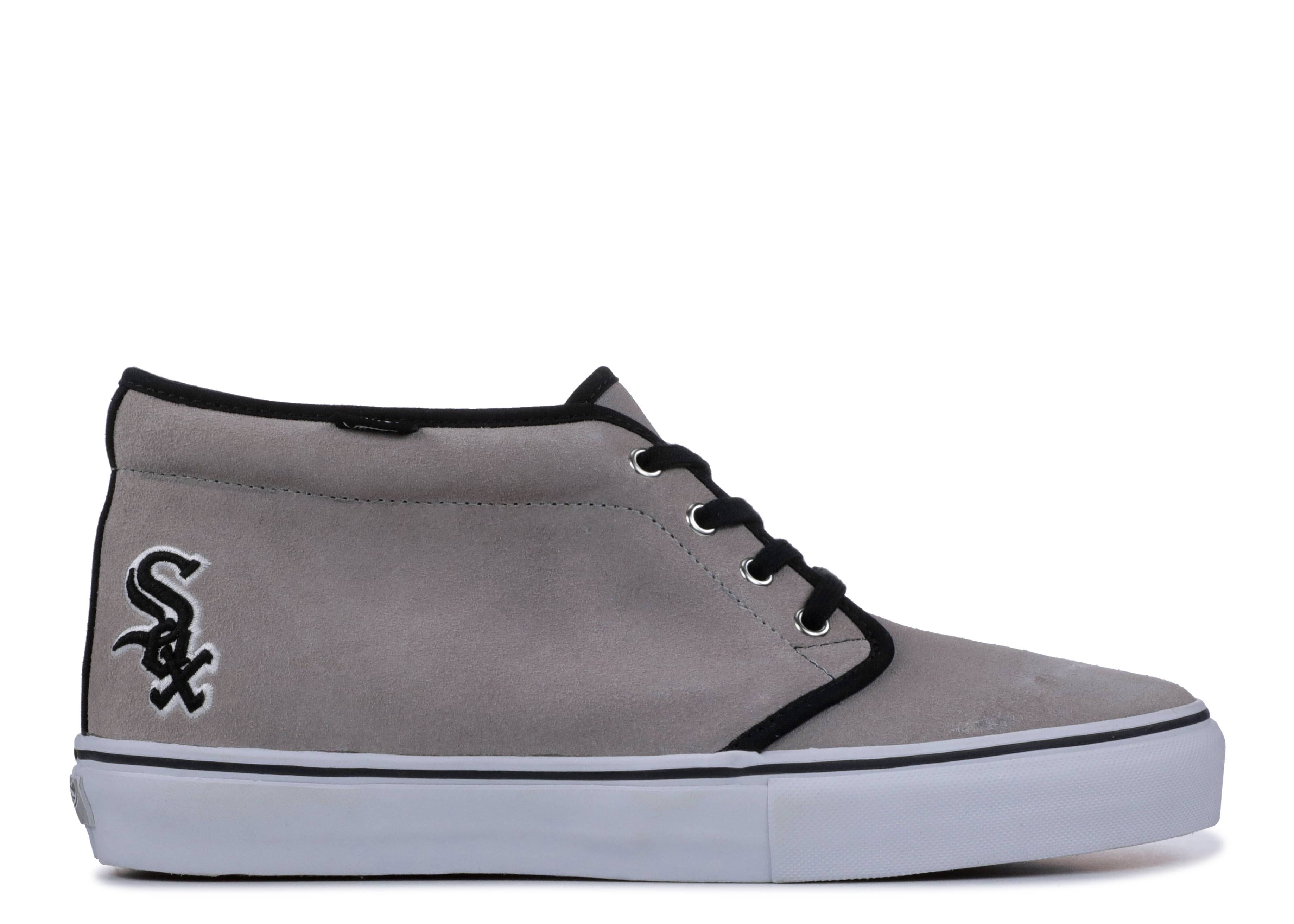 "chukka boot lx ""chicago white sox"""