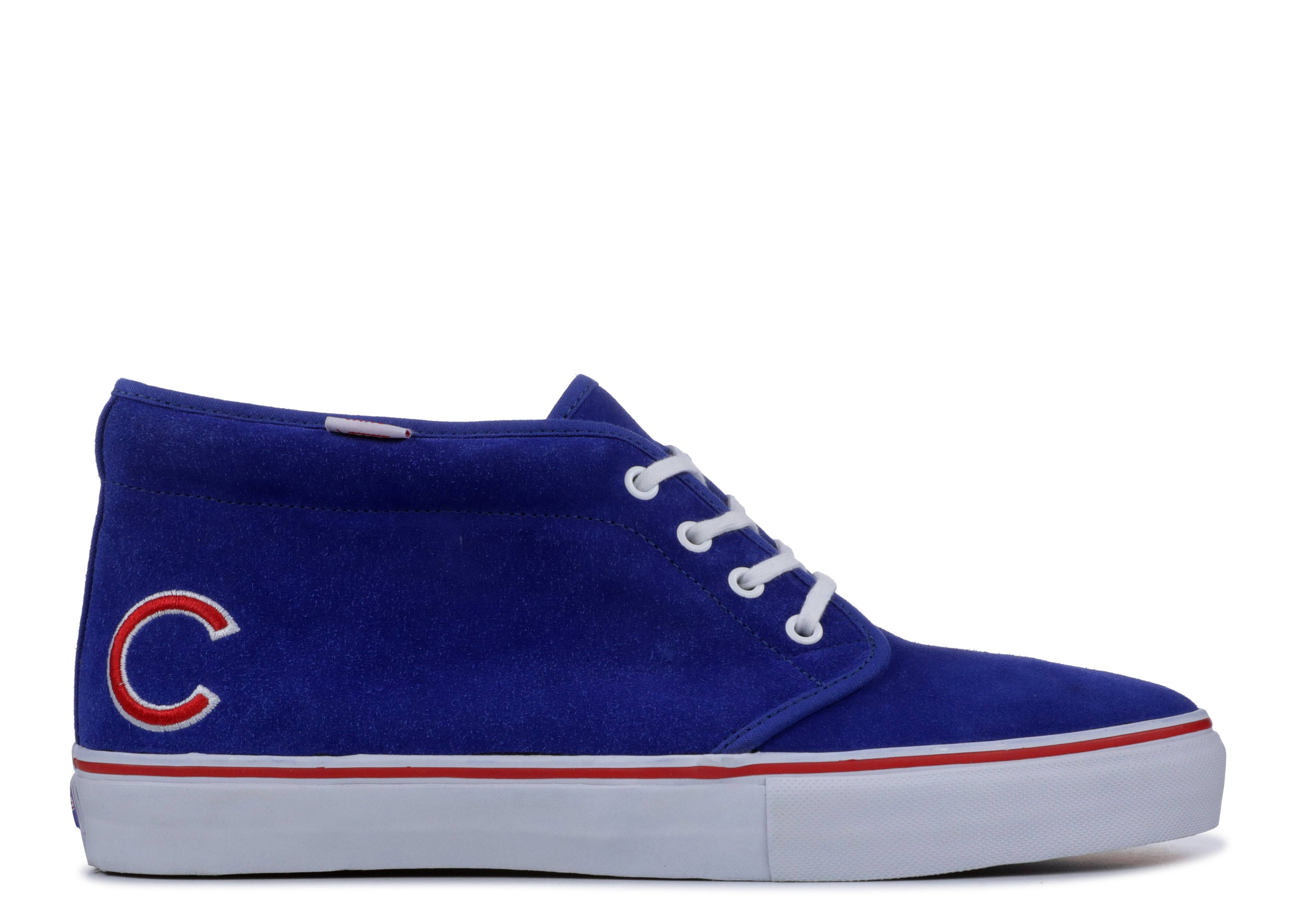 "chukka boot lx ""chicago cubs"""