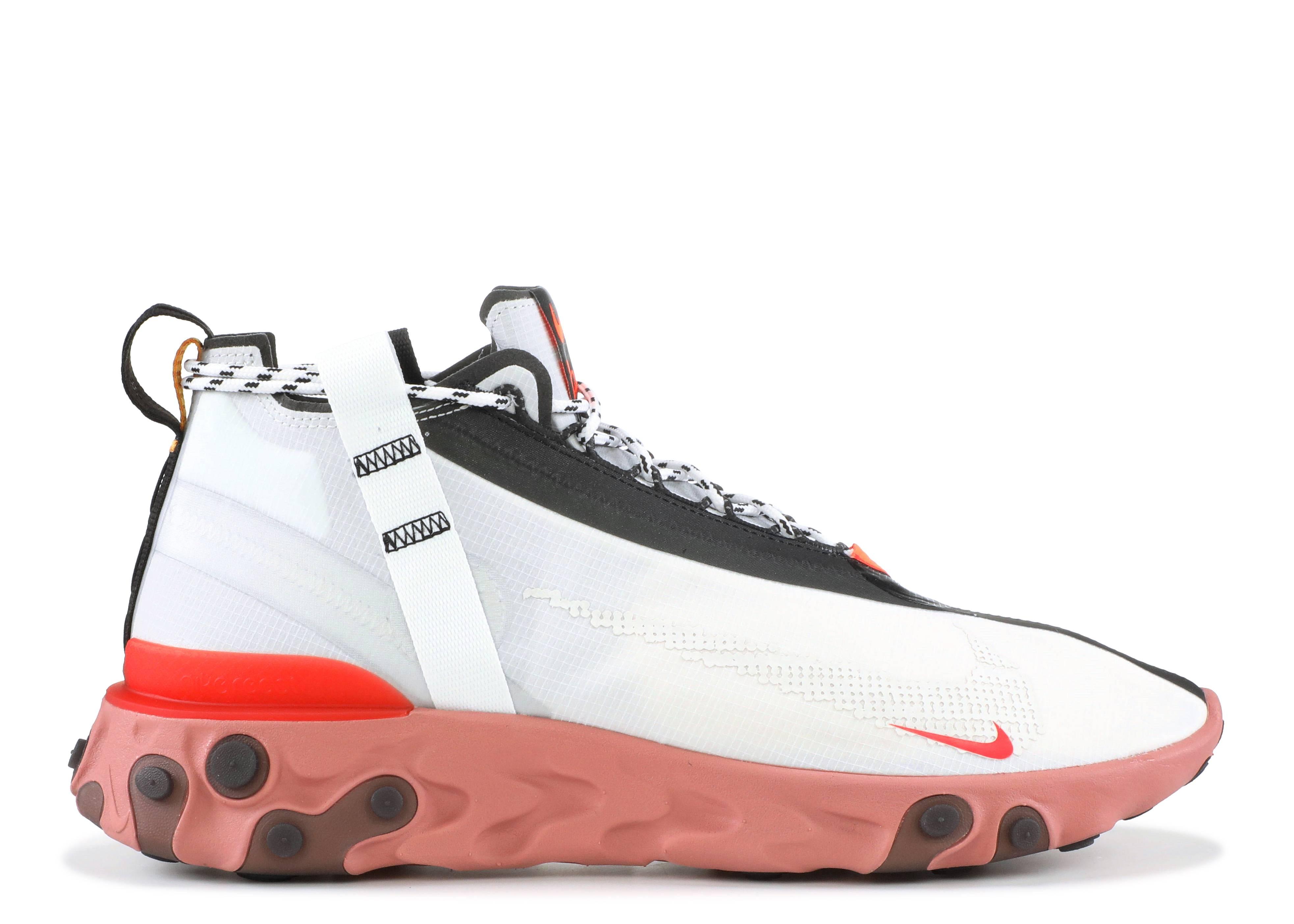 Poliziotto toppa ingegneria  React Runner Mid WR ISPA 'Summit White' - Nike - AT3143 100 - summit  white/off white-light crimson | Flight Club