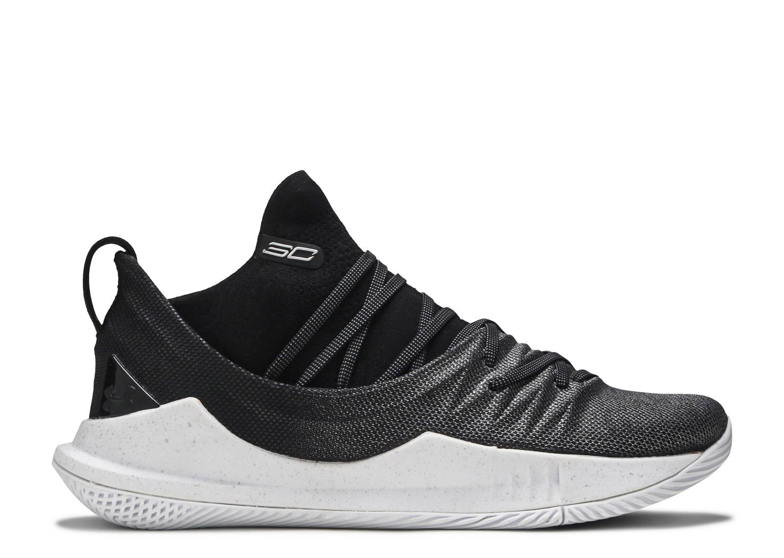 63d0e74ef013 Ua Curry 5 - Under Armour - 3020657 101 - black white
