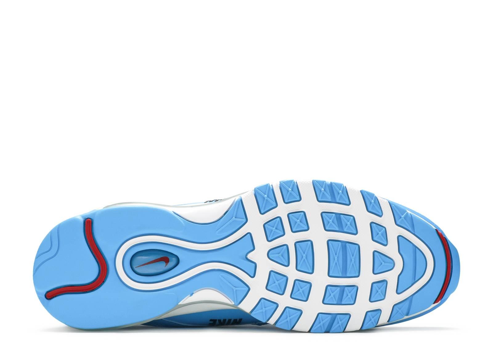 bf5180be9a44ab Nike Air Max 97 Premium - Nike - 312834 401 - blue hero white-black ...