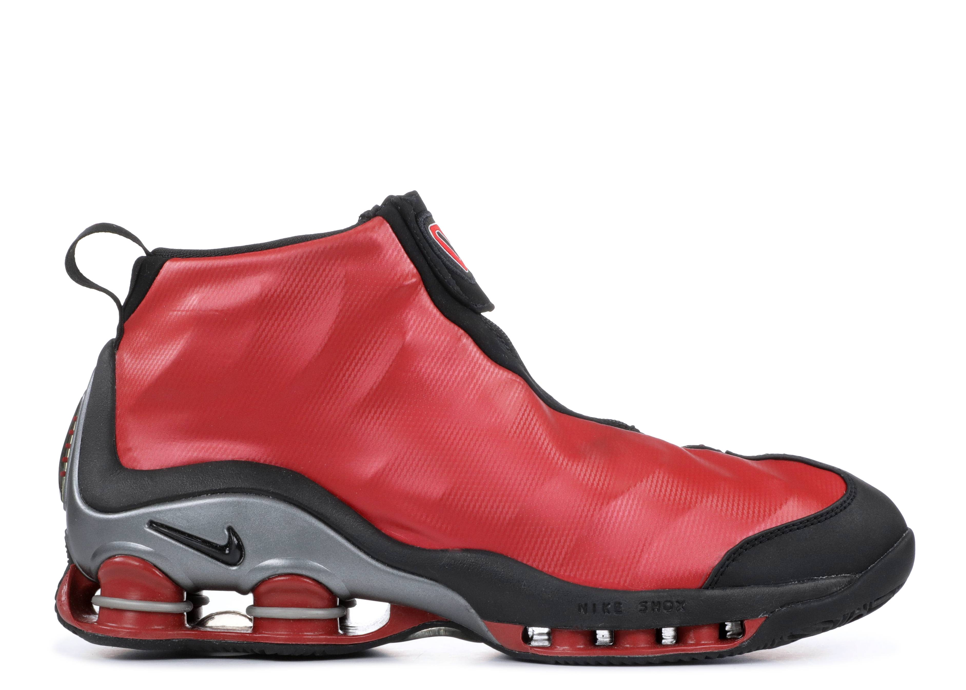 137afc451fe79c Nike Shox Vc - Nike - 302277 601 - varsity red black- met silver ...