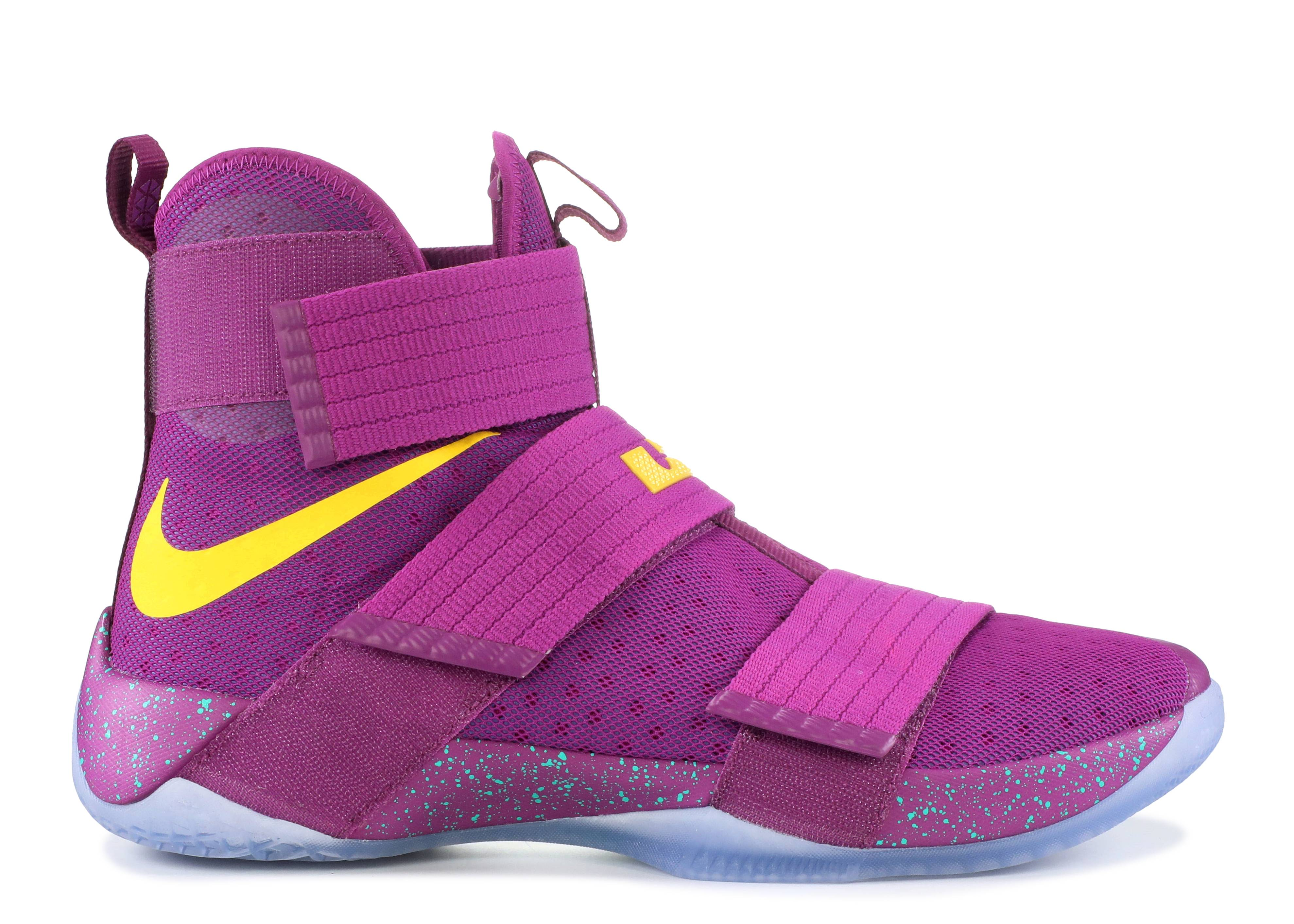 "Lebron Soldier 10 ""Berry"""