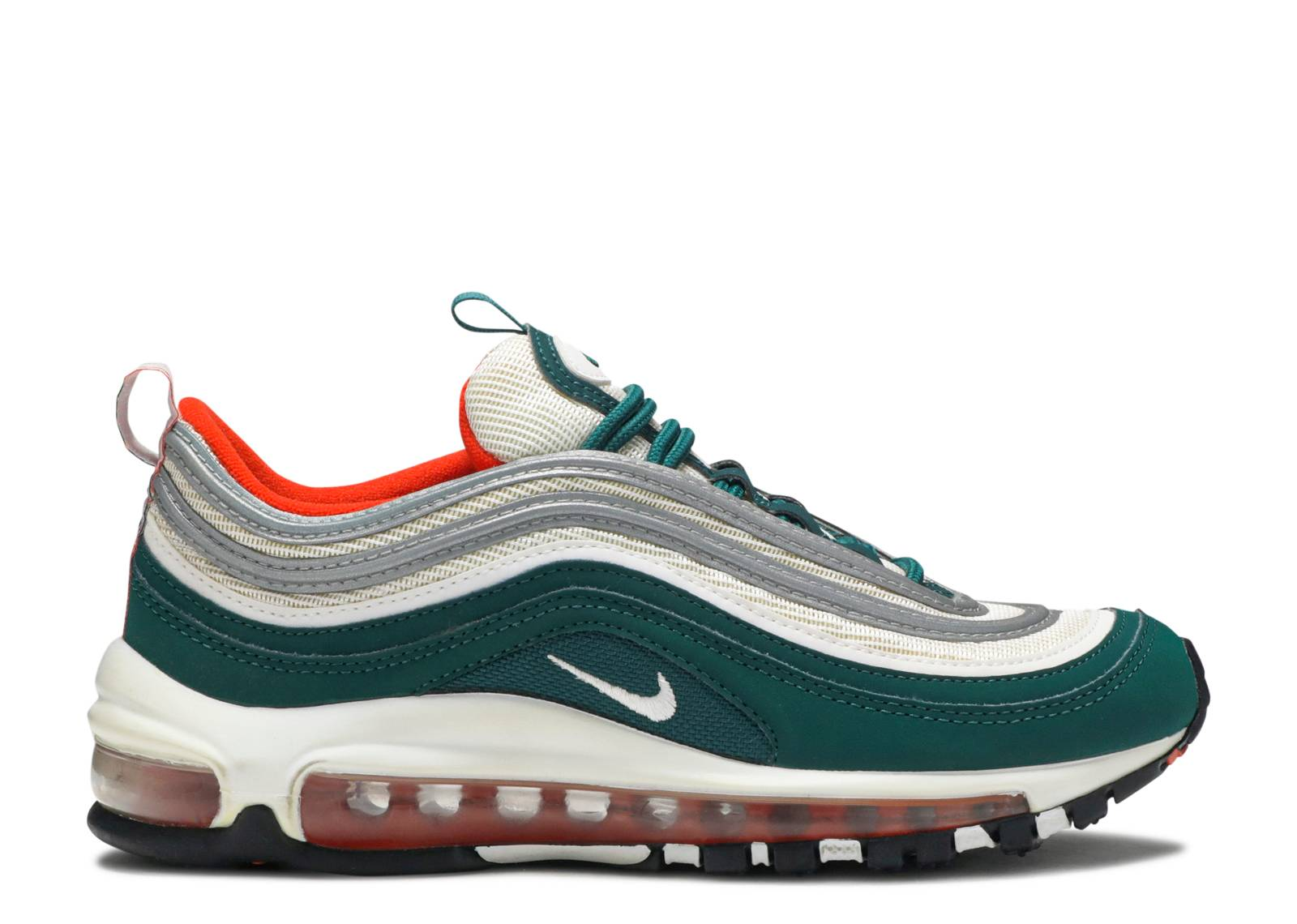 "nike air max 97 gs  ""Miami Dolphins"""