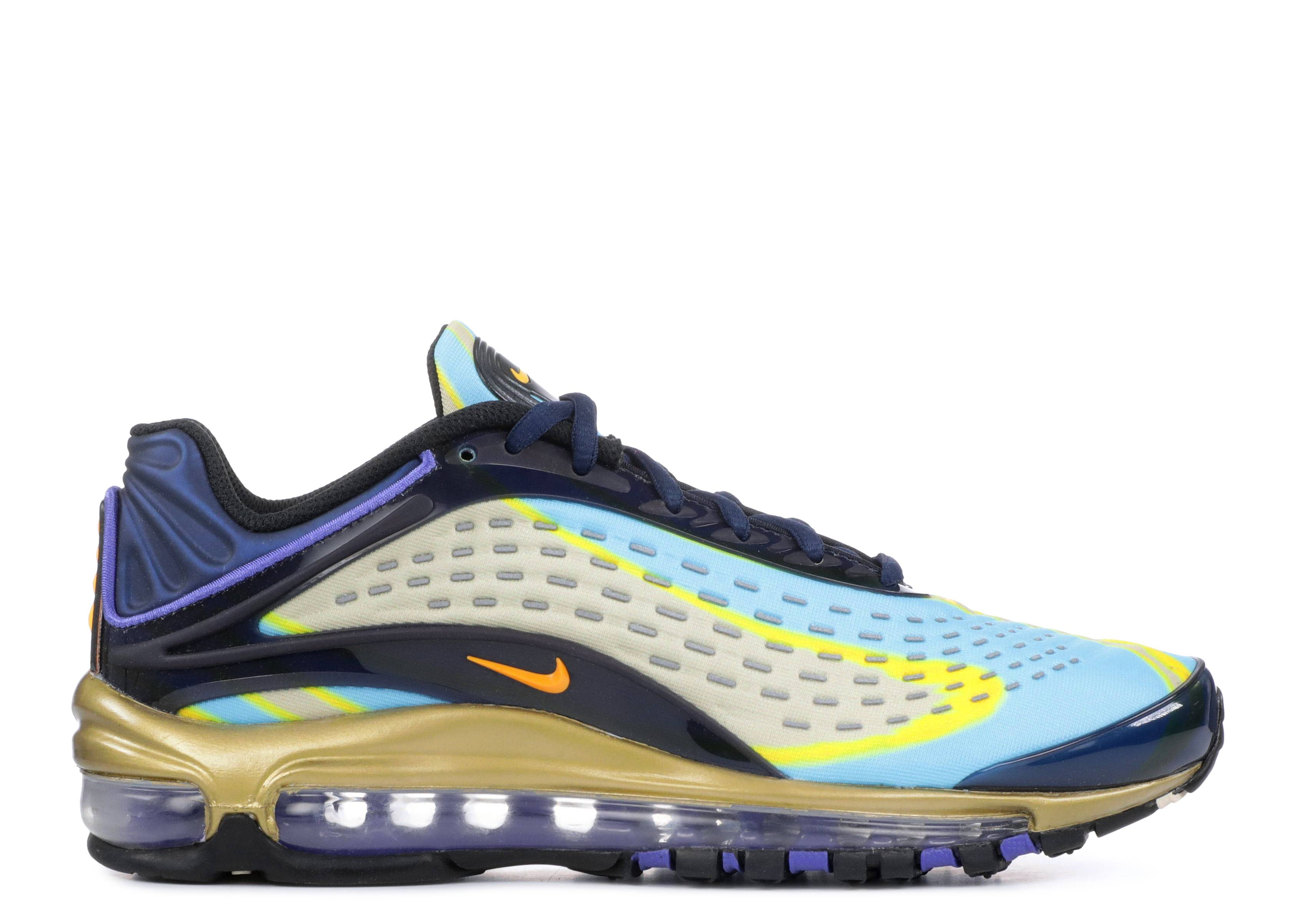 8294a78de3 Nike Air Max Deluxe (gs) - Nike - ar0115 401 - midnight navy/ laser ...