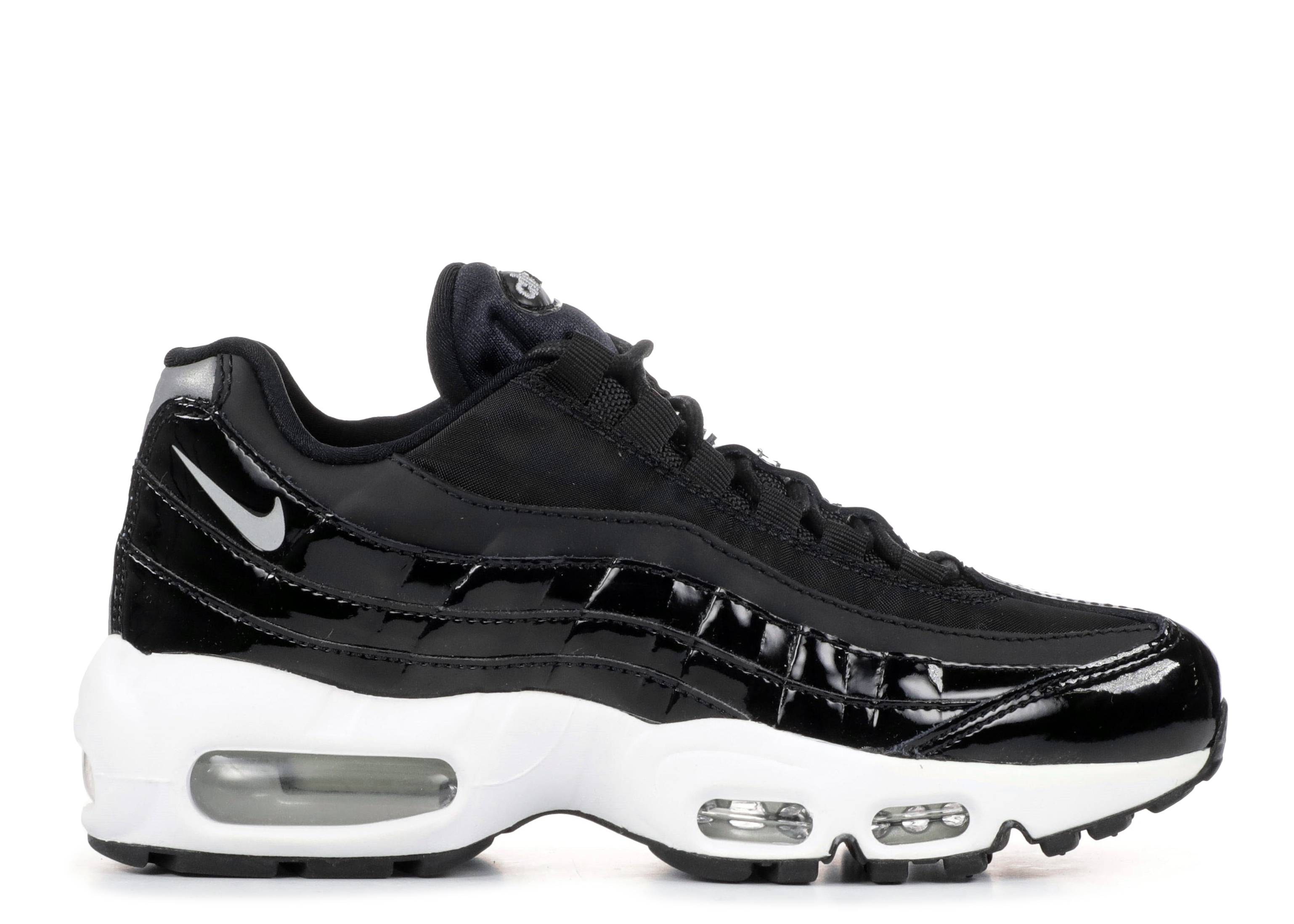 "wmns air max 95 se prm ""Black Patent Leather"""