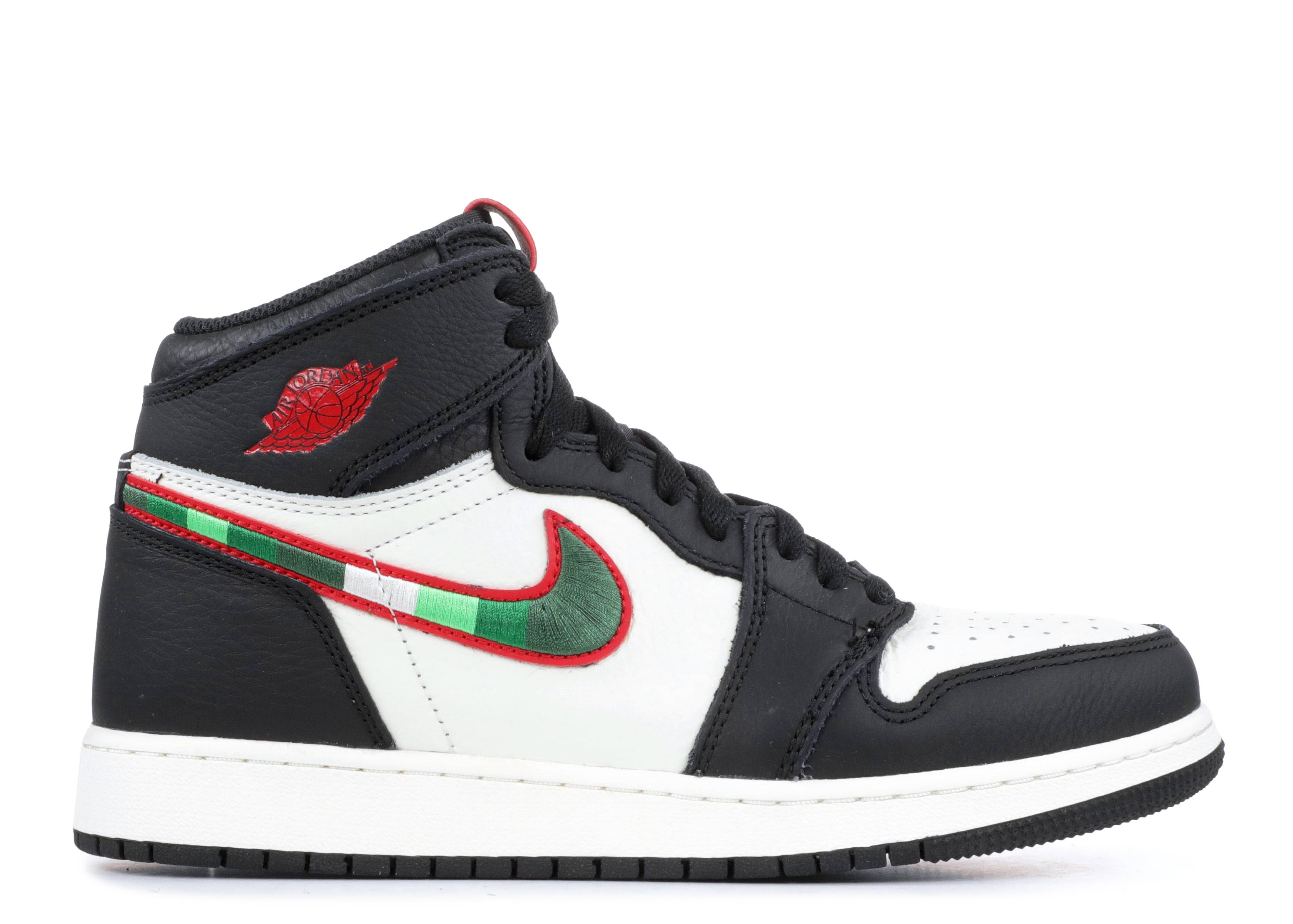 "air jordan 1 retro high og (gs) ""sports illustrated"""